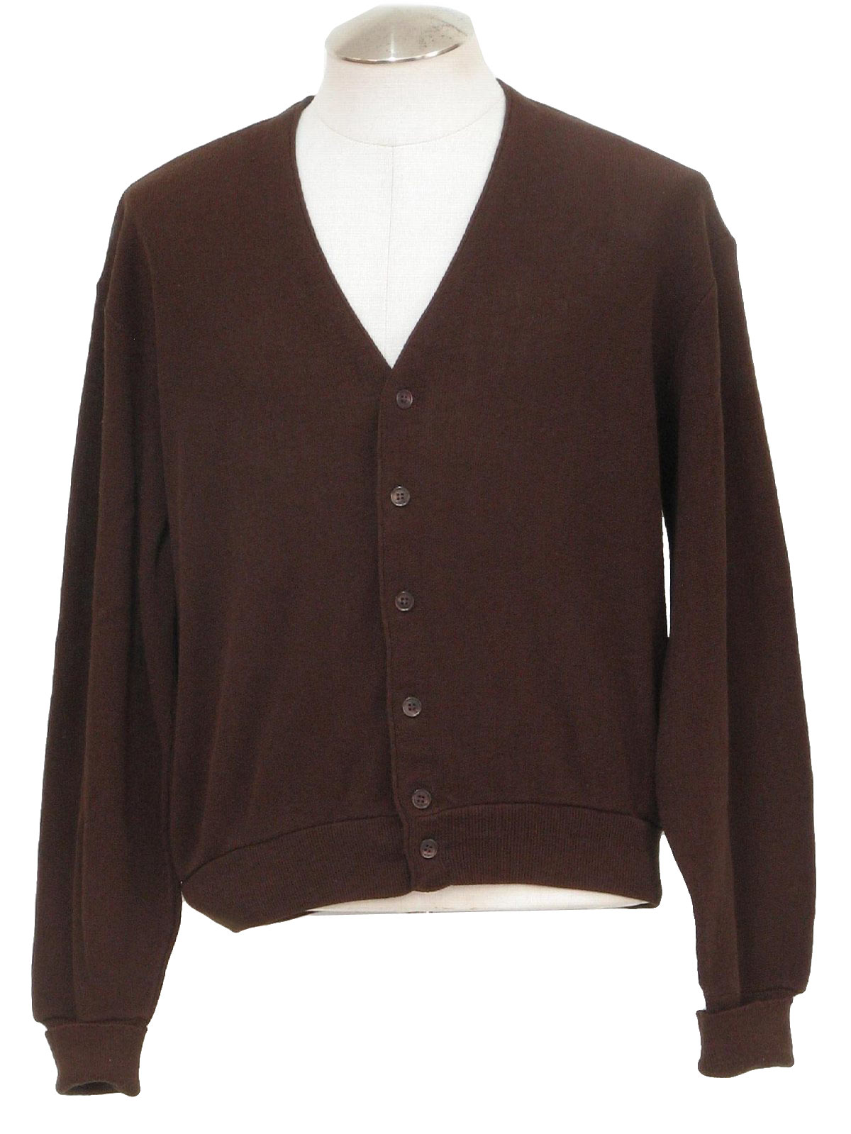 Womens Brown Cardigan 71