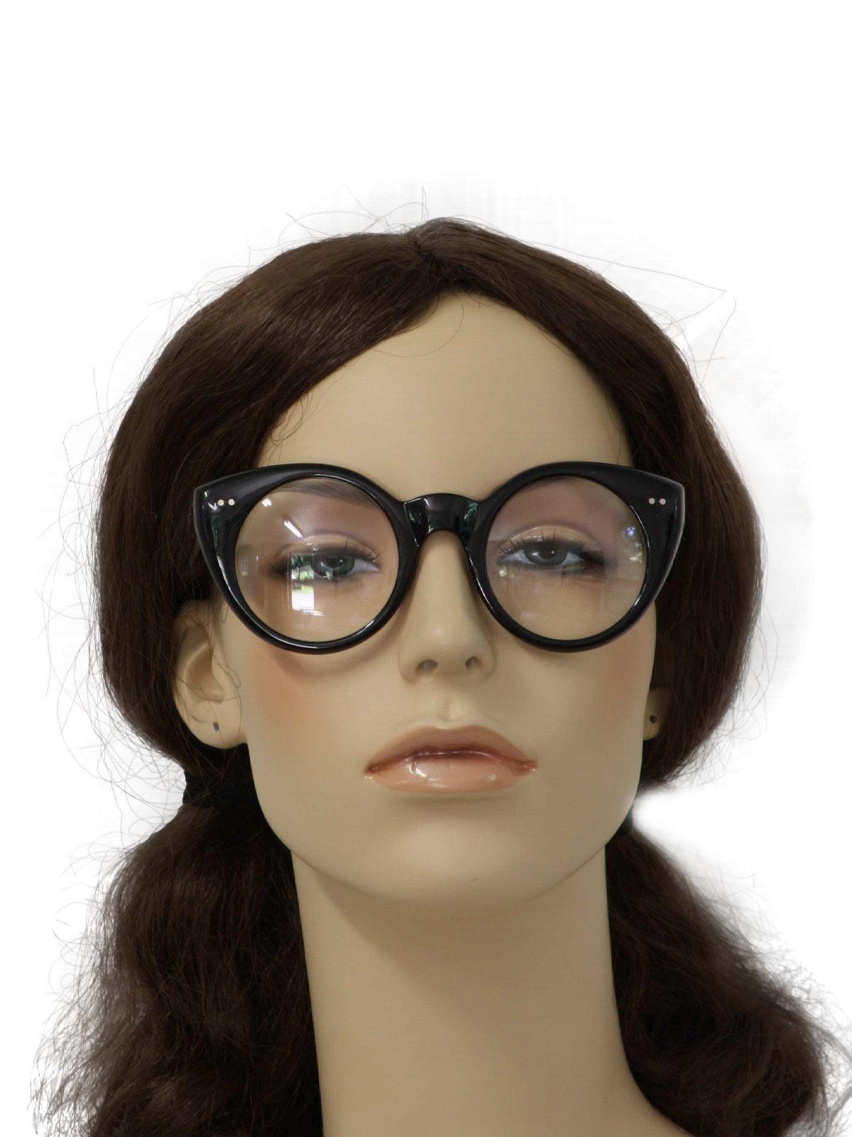 66ba8e672d8 Retro 60 s Glasses  60s style (made more recently) -Kiss- Womens ...