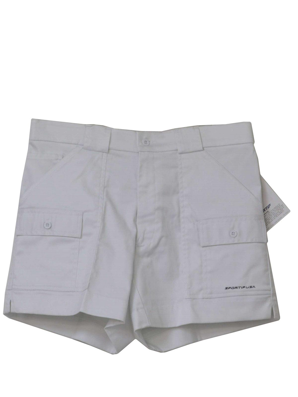 Shop - White Spandex Shorts