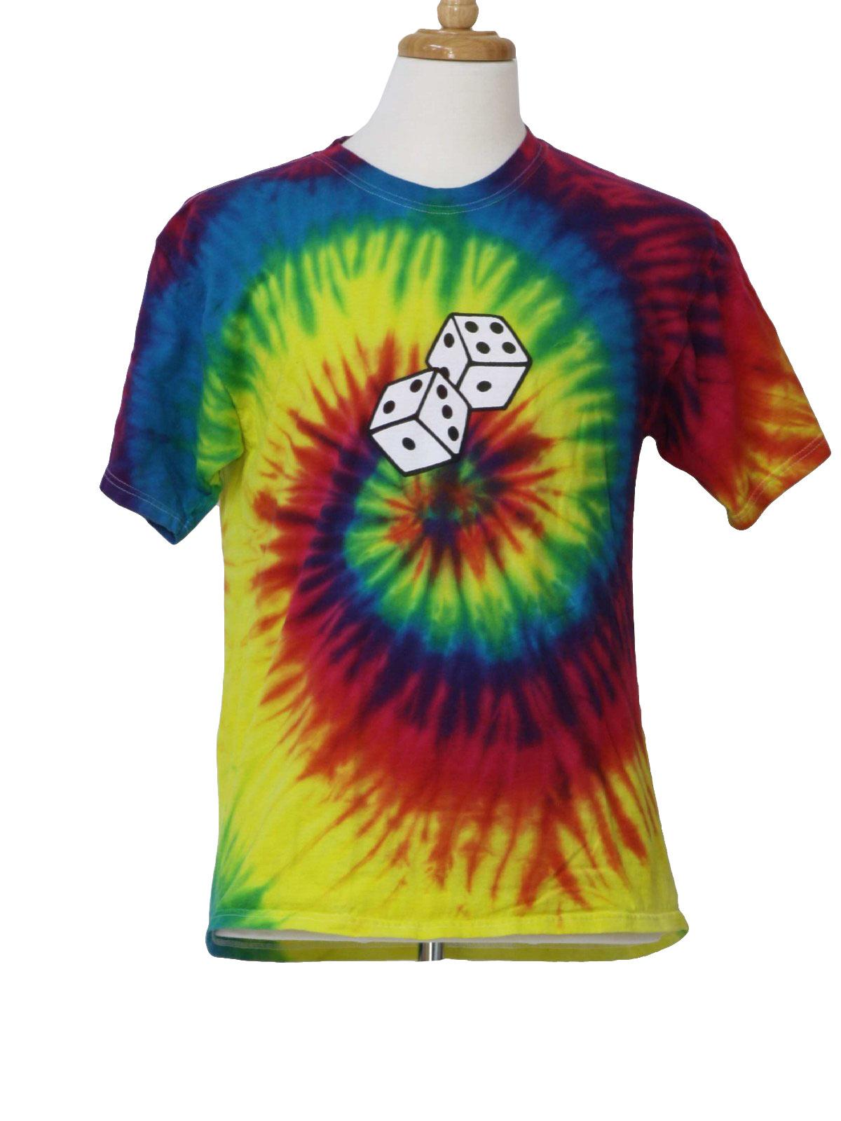 Black Hanes t Shirt Hanes Mens Tie-dye T-shirt