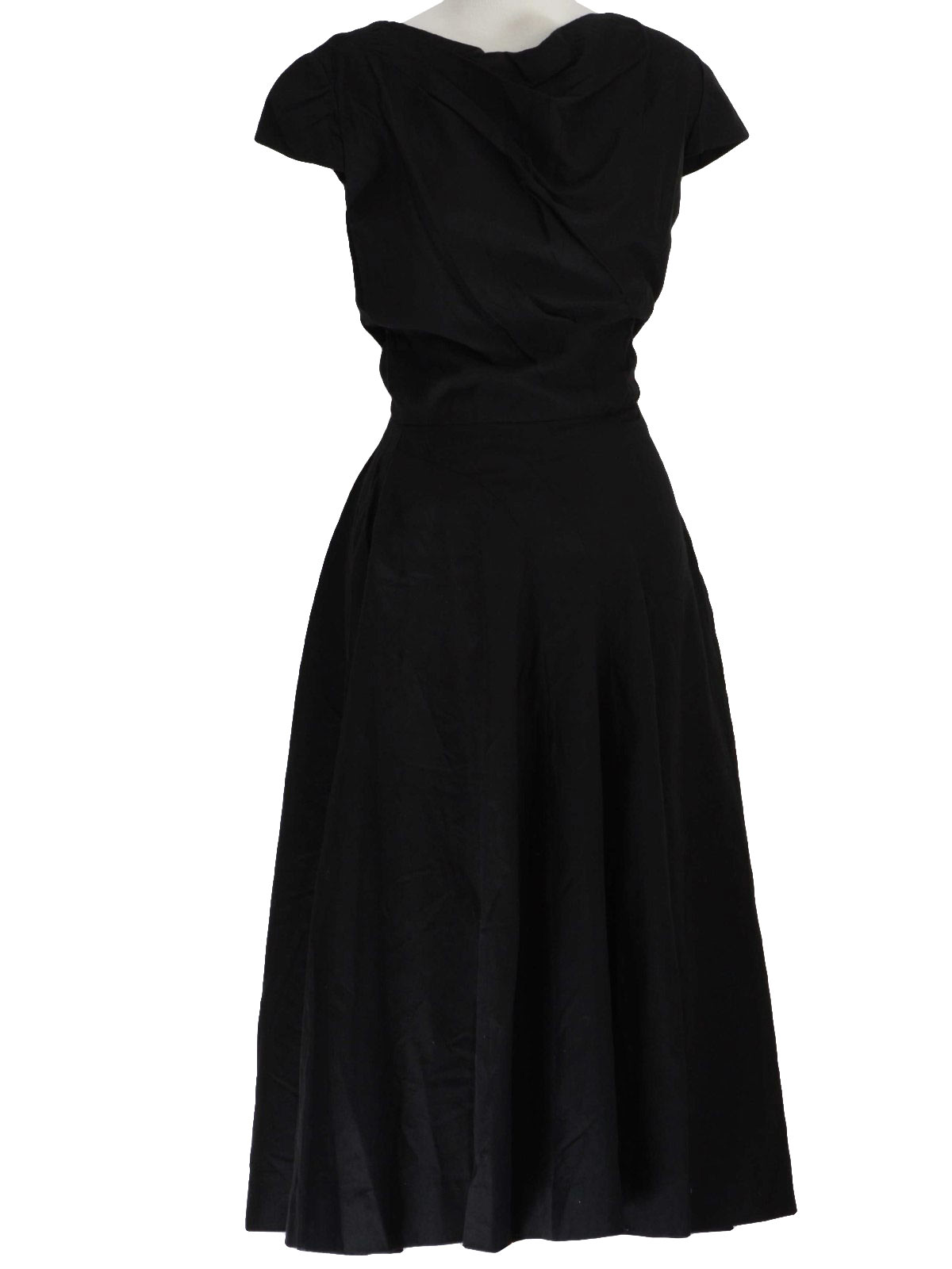 Modest Little Black Dresses