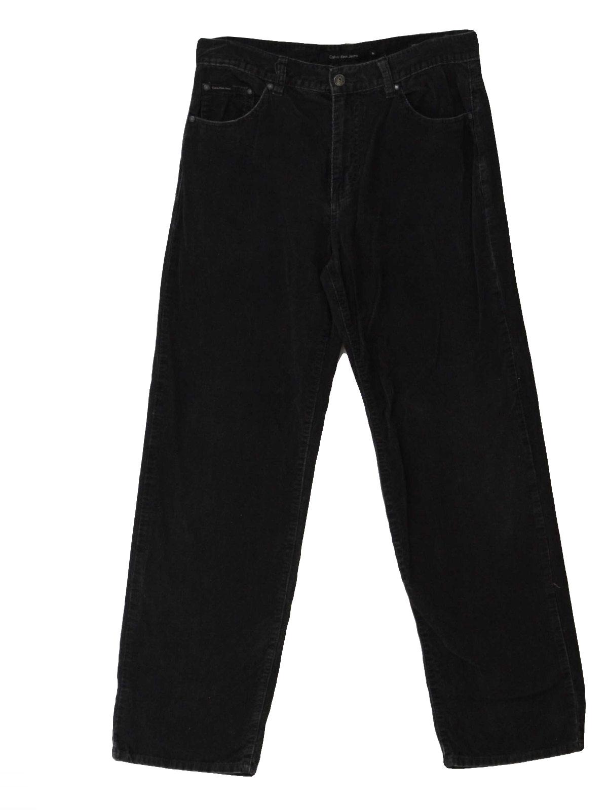 Plain Black Jeans - Xtellar Jeans