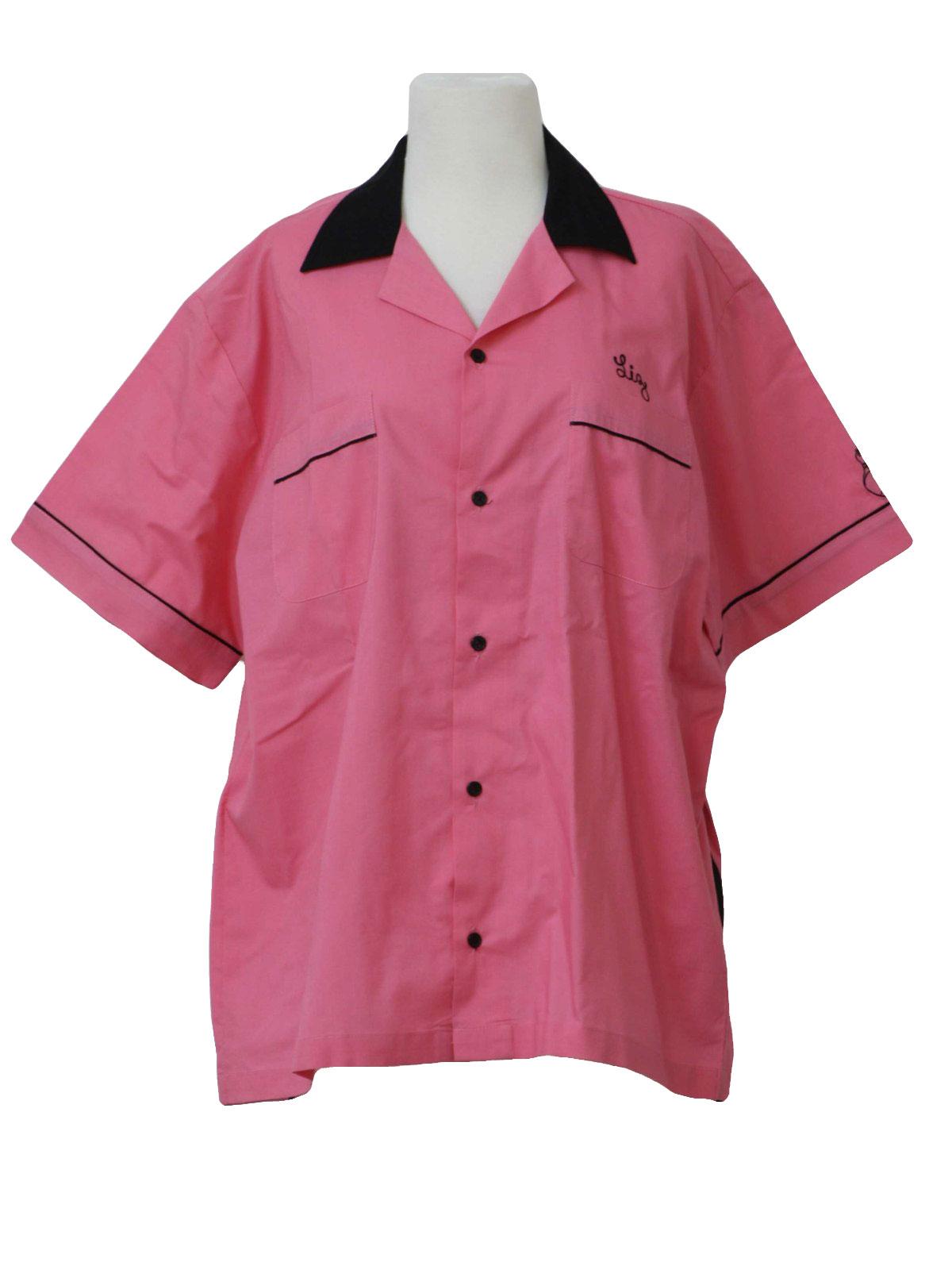 Hot Pink Shirt Mens