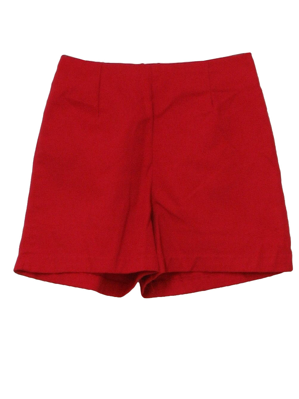 Red Shorts Womens