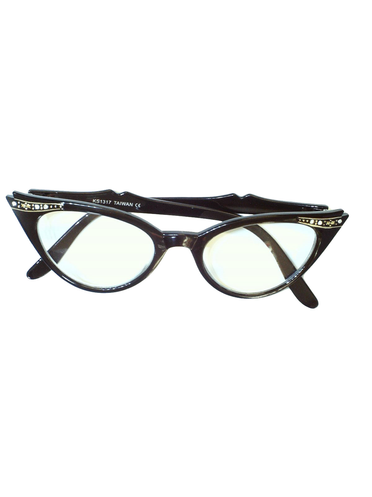 Cat Eye Glasses Small Clear Lens Cat Eye Glasses