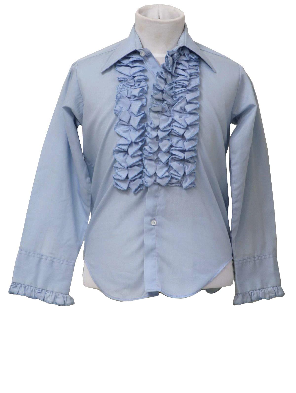 Retro Seventies Shirt 70s After Six Little Boys Toddler