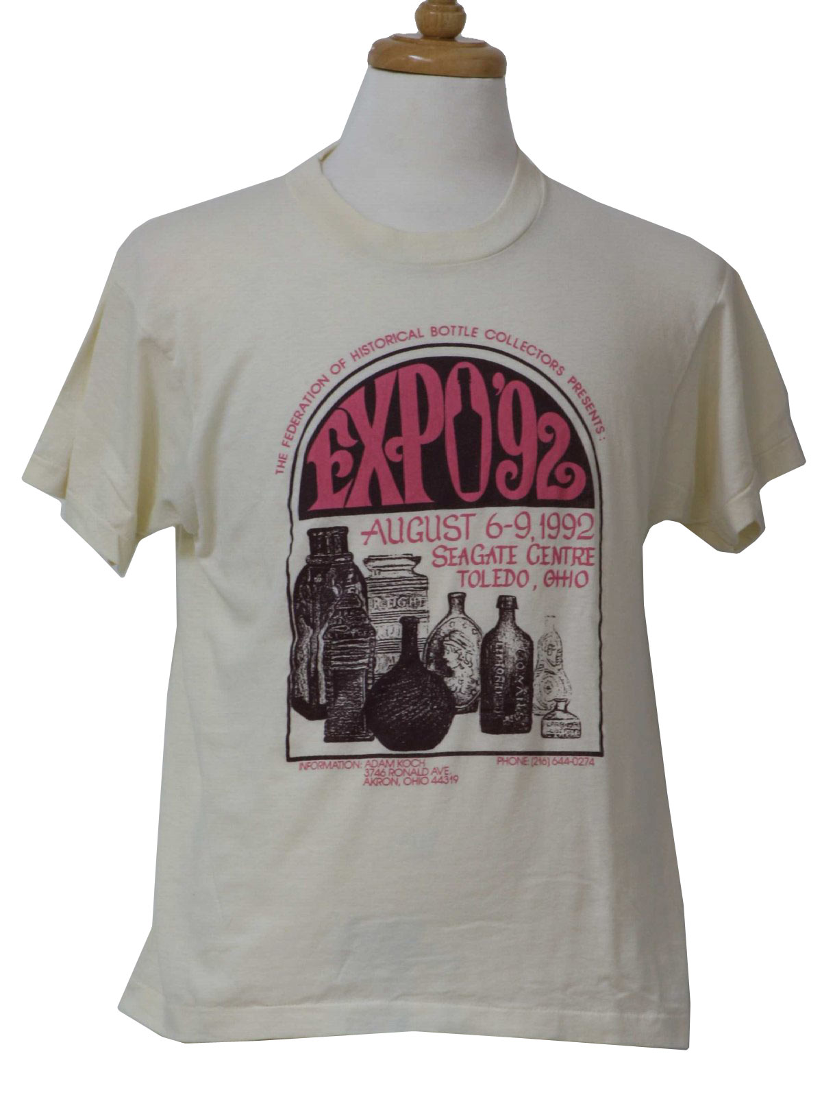 Nineties screen stars t shirt 90s screen stars mens off for T shirt printing exhibition