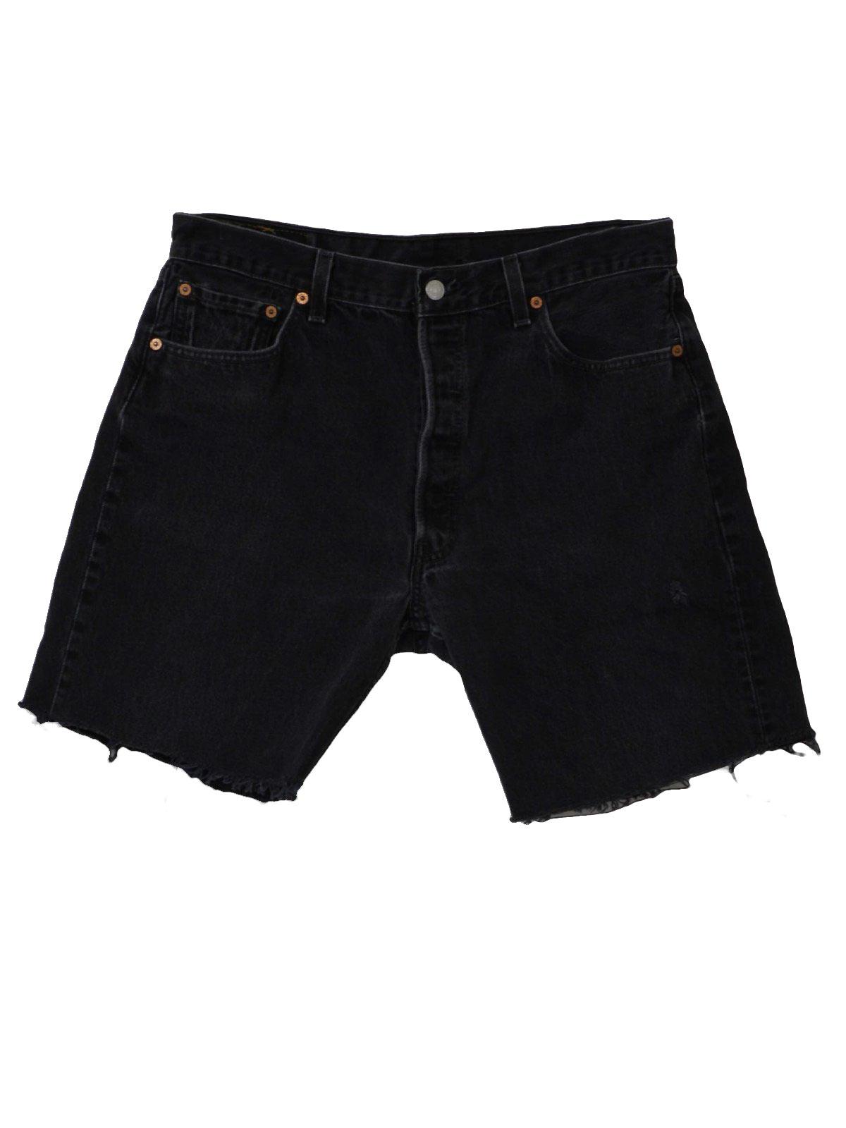 Mens black denim jean shorts – Your new jeans photo blog