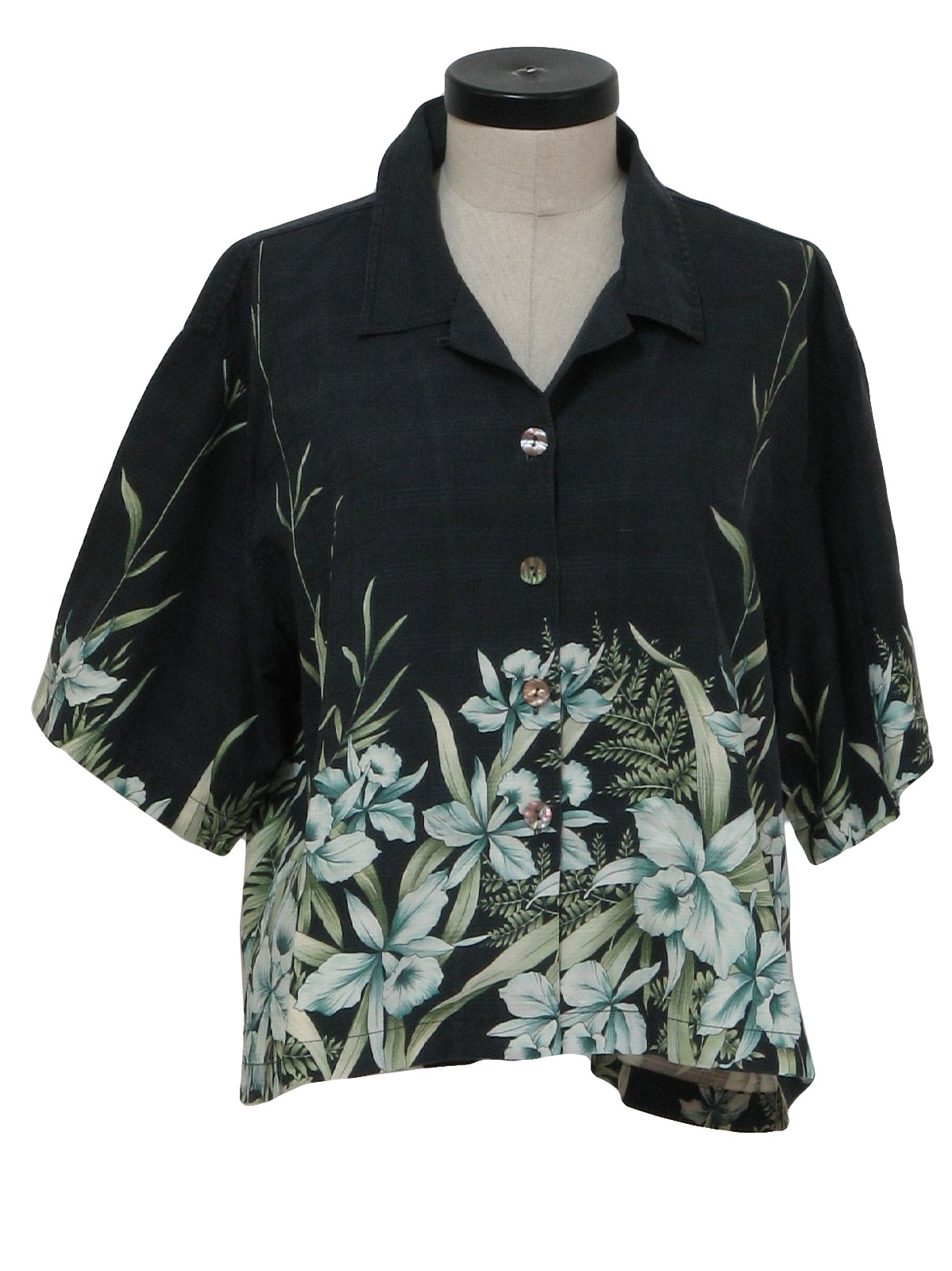 Tommy Bahama 80 39 S Vintage Hawaiian Shirt 80s Tommy