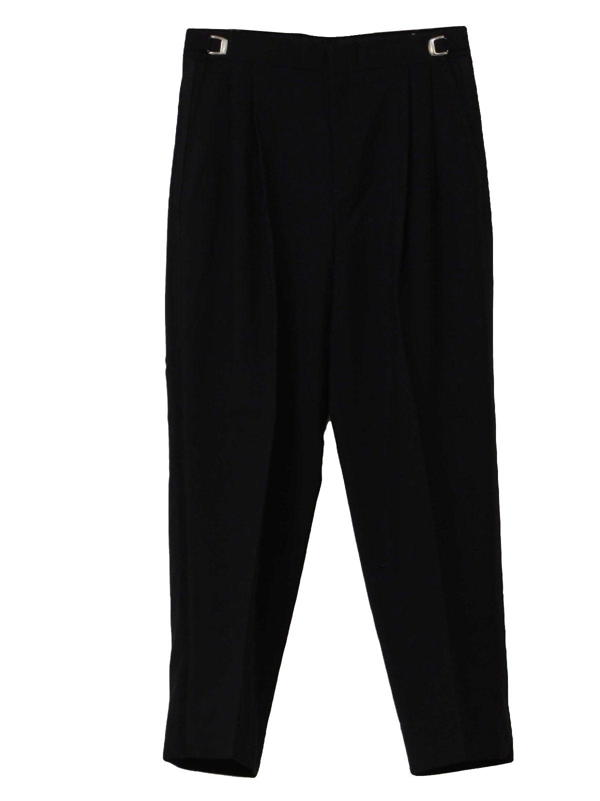 Retro 1980 S Pants Size Label 80s Size Label Mens