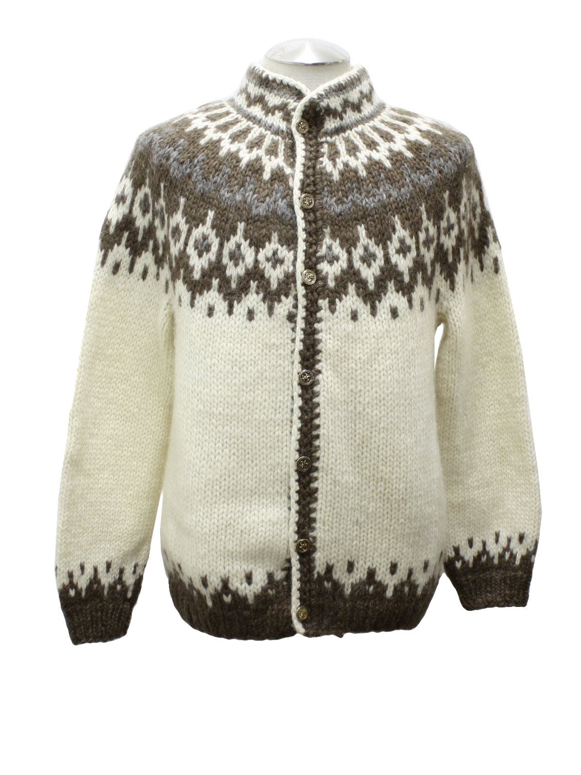 Icelandic Sweaters Patterns Sweater Vest