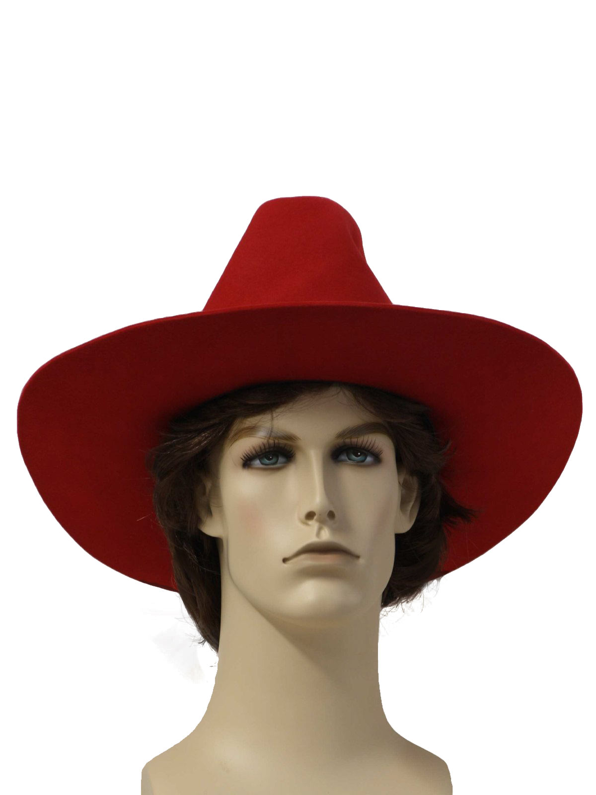 Seventies Baileys Premier Hat  70s -Baileys Premier- Mens red 6X ... d2f9a6f574b