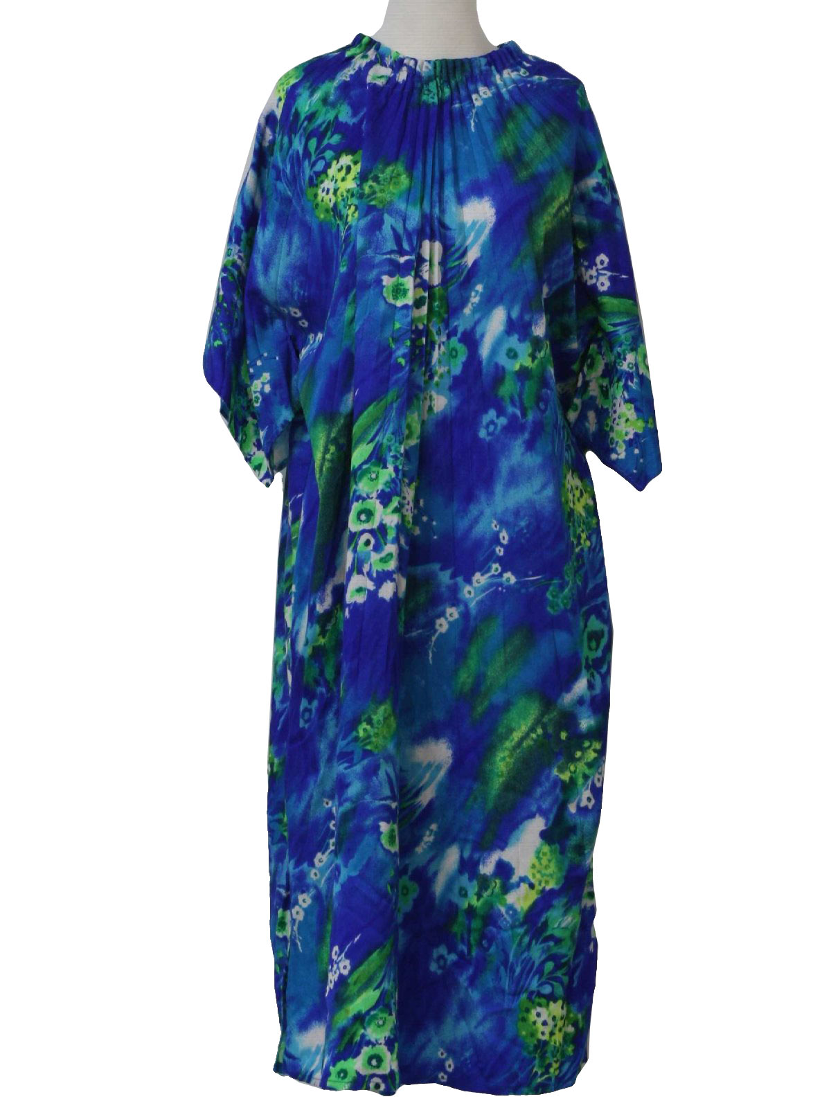 Plus Size Hawaiian Muu Muu Dresses 67