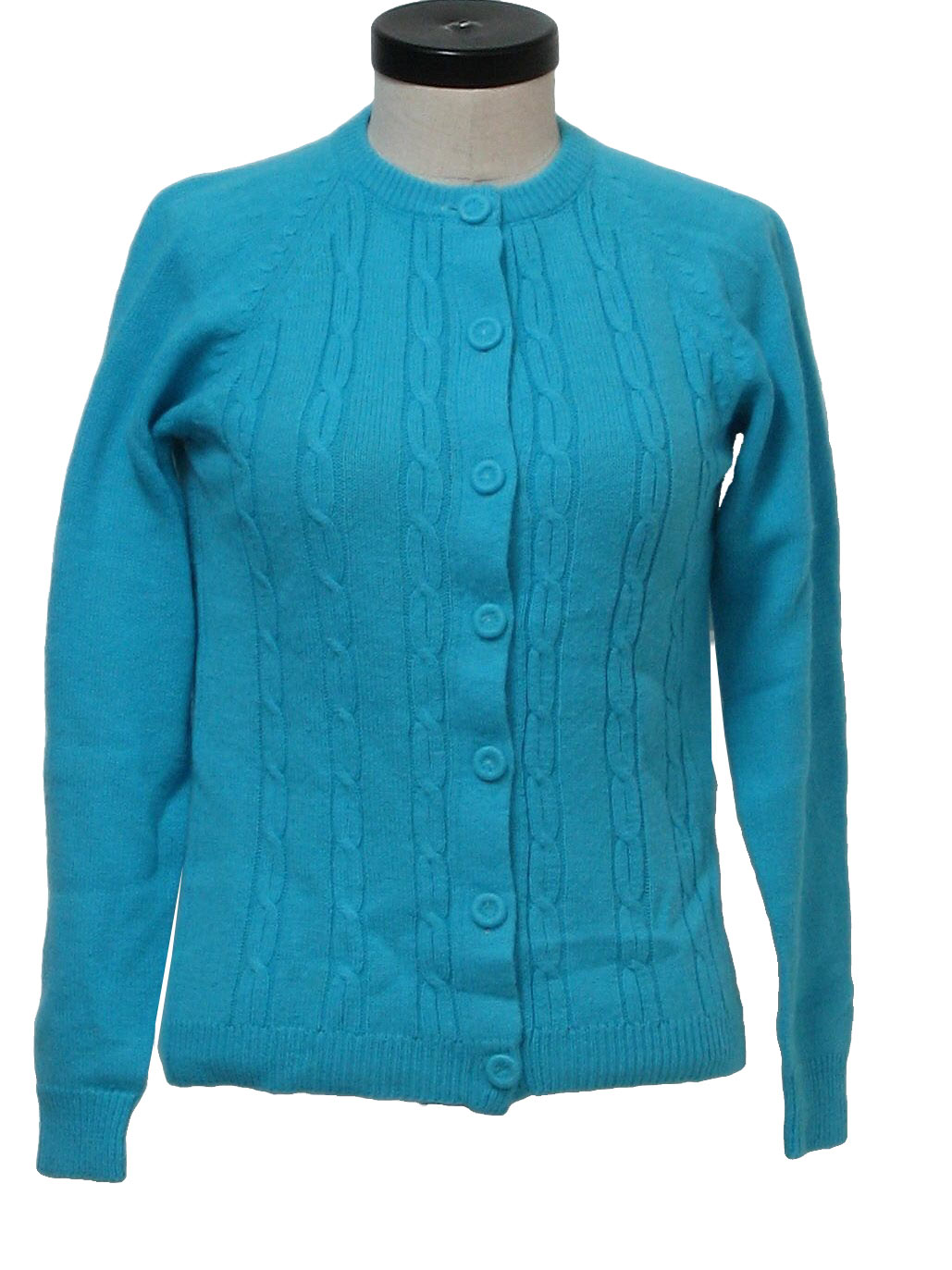 Seventies Vintage Caridgan Sweater: 70s (60s inspired) -Sally ...