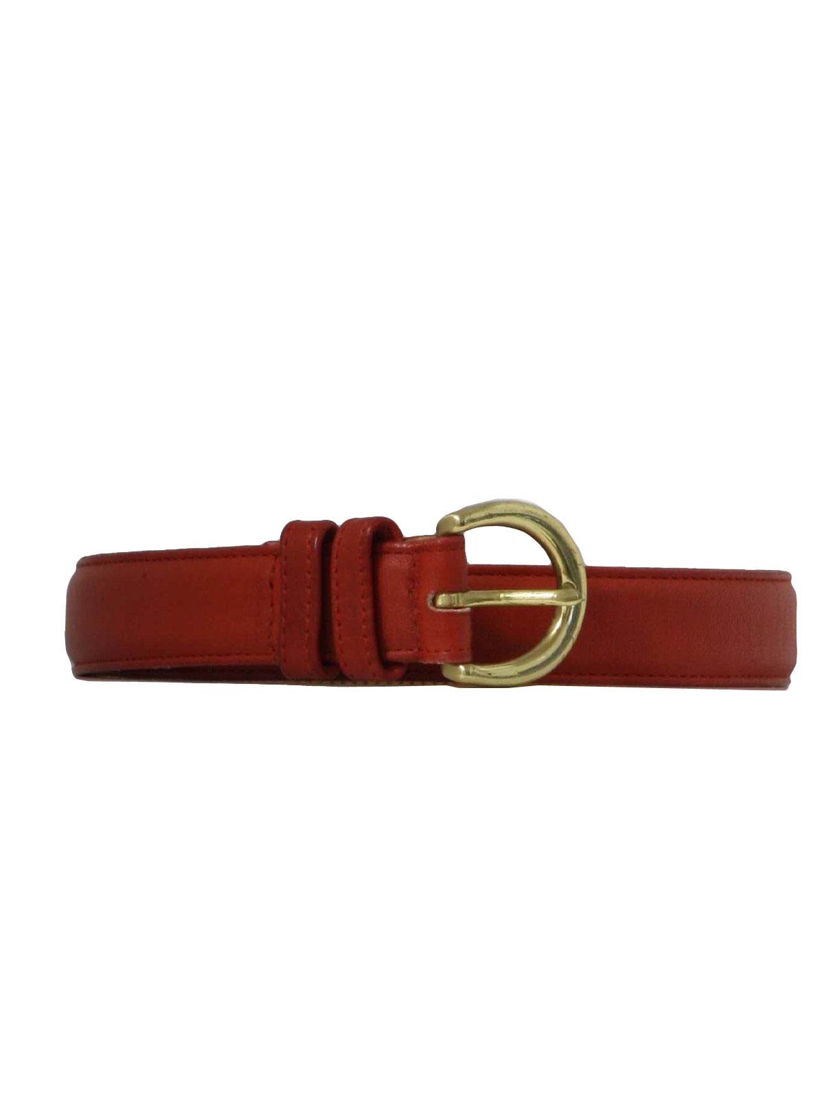 bf0ae1ec0ad92 90 s Coach Belt  90s -Coach- Designer Womens red leather glove ...