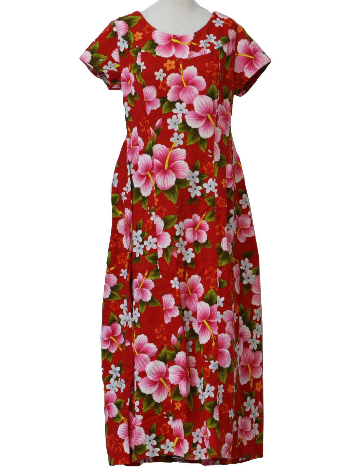 Fantastic The Colorful And Sweet Hawaiian Dress For Women