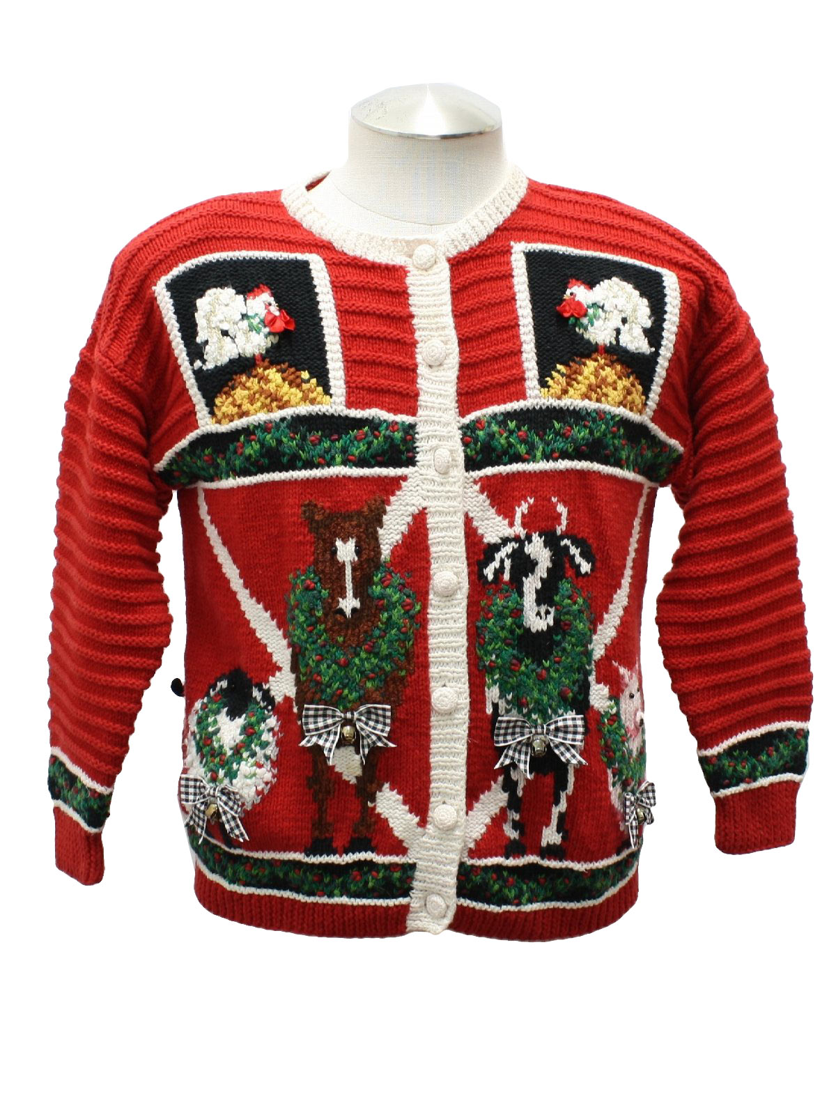 Marisa Christina Womens Ugly Christmas Sweater $38.00 Not in stock. Item No. 197939
