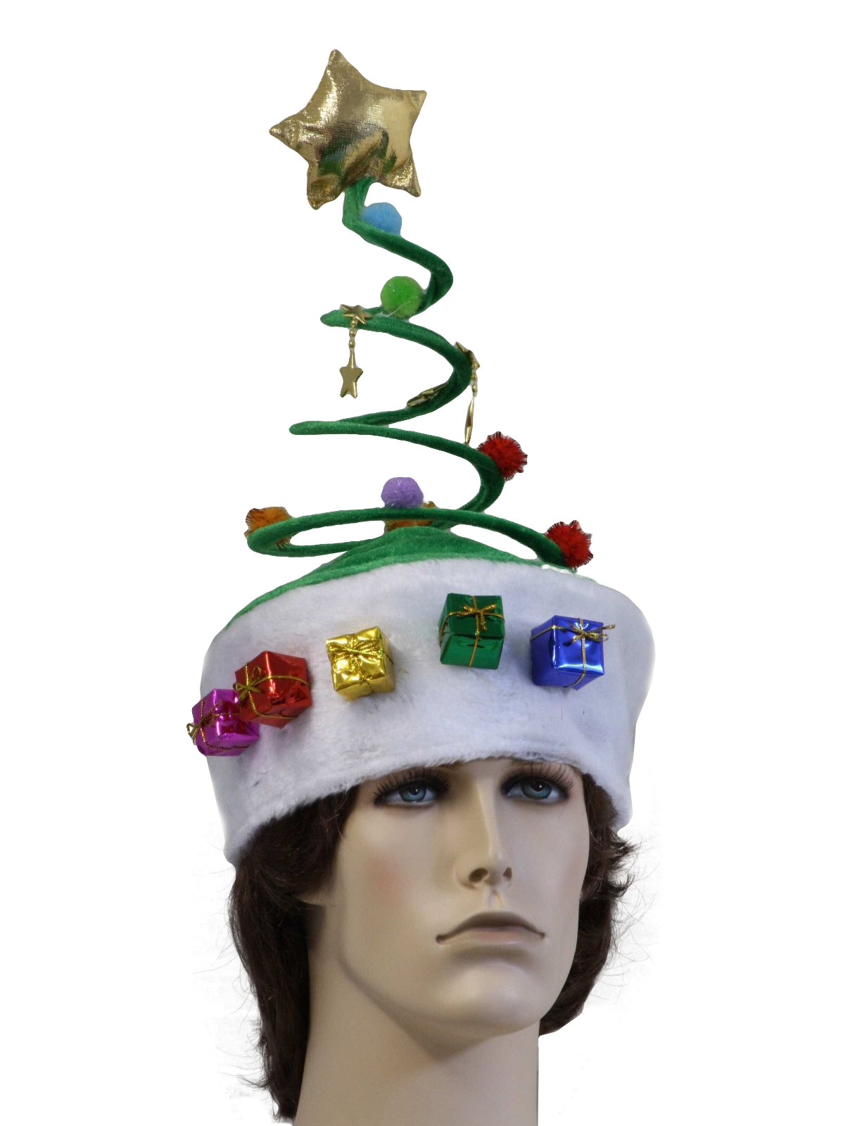 Free Xmas Hat with purchase