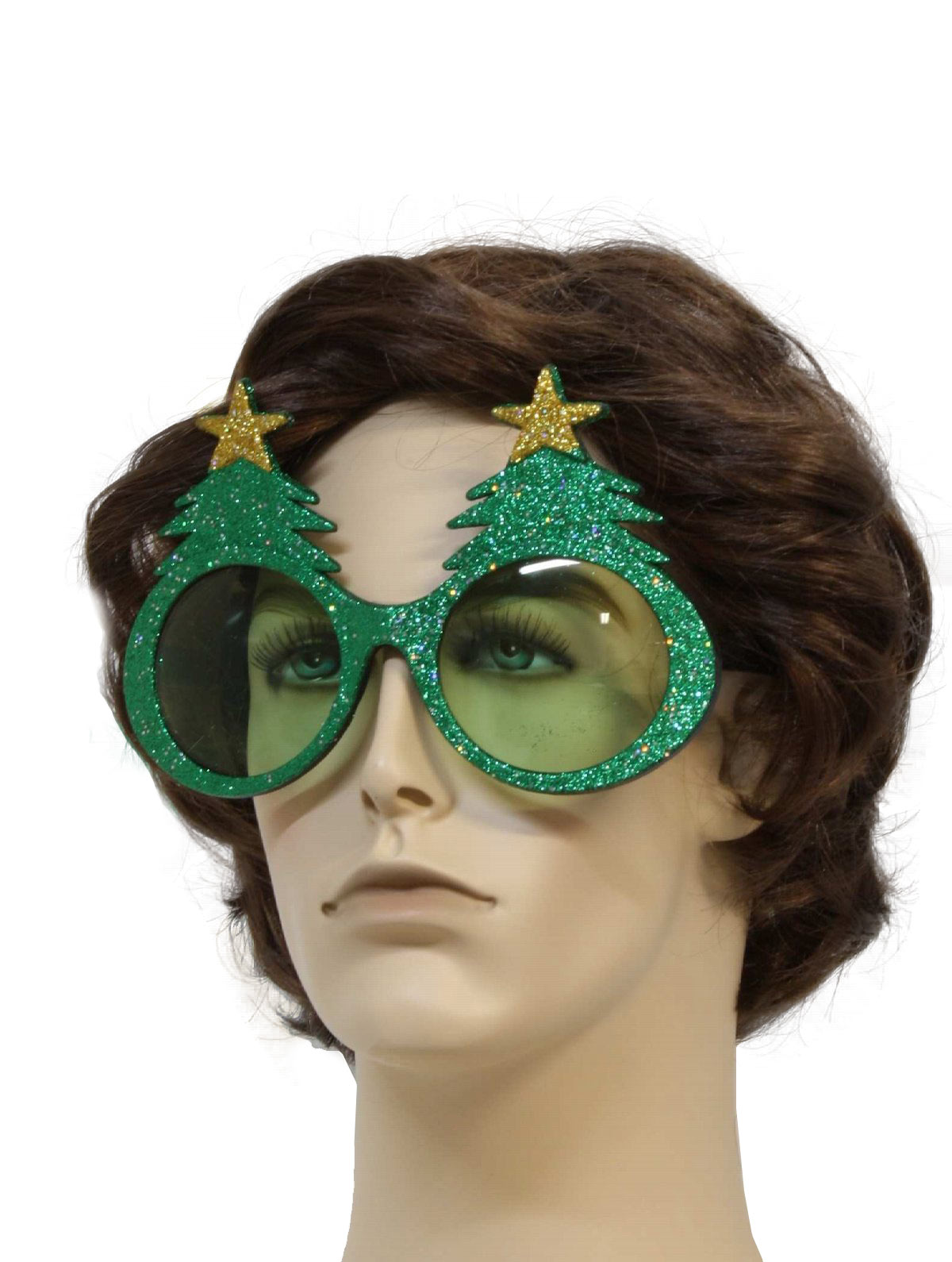 77c8b1d0b9 Accessories - Christmas Tree Sunglasses to wear with your Ugly Christmas  Sweater  -Crazy .