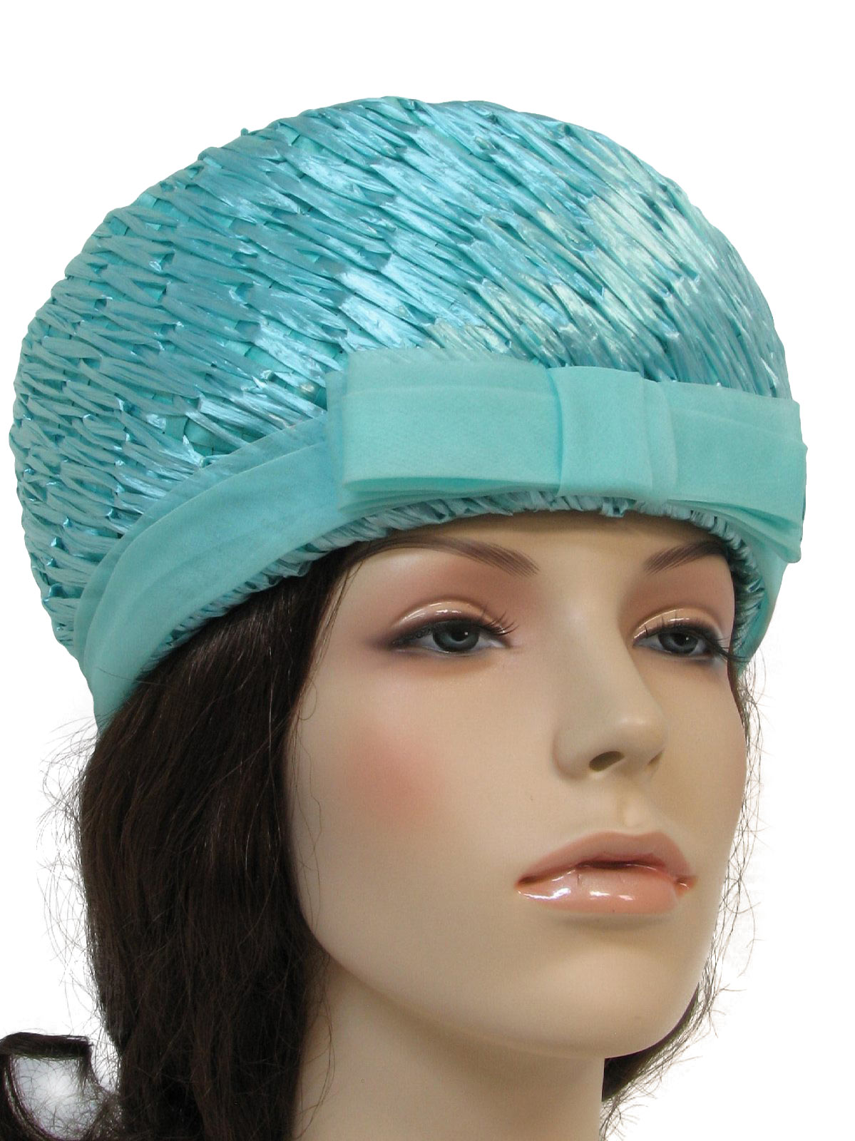 Vintage 60s Hat  60s -Mr. Charles 26c7a5917bc