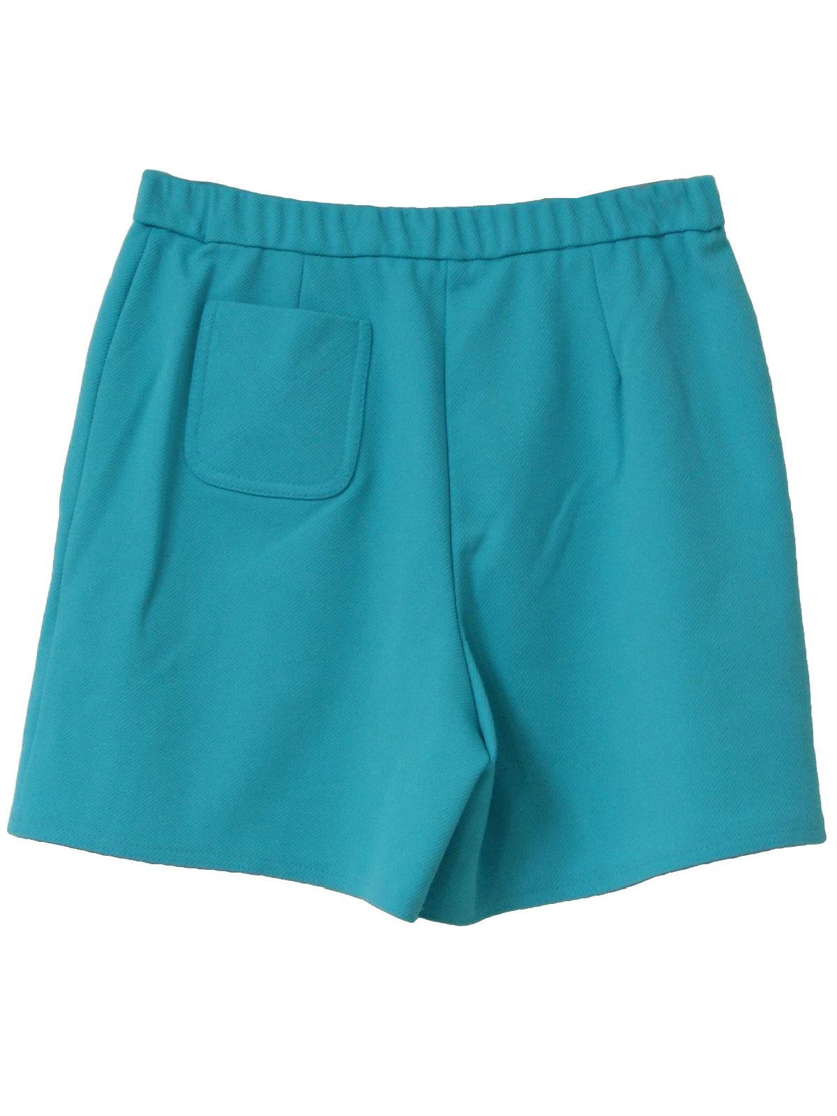 Elastic Waist Ladies Shorts - The Else