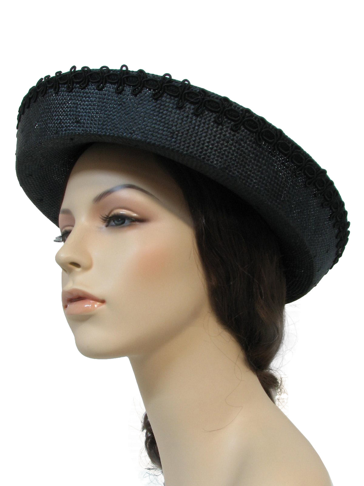 9e614b62103 Vintage Karen Lynn Exclusive 80 s Hat  80s -Karen Lynn Exclusive ...