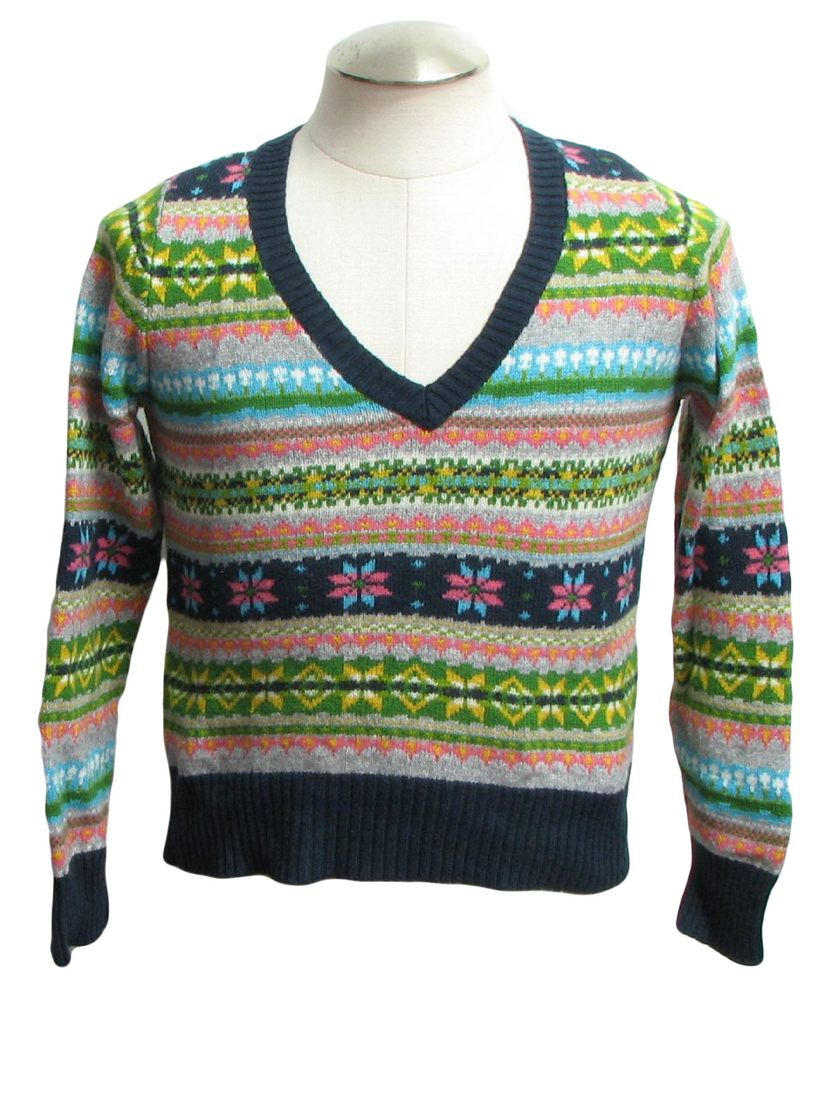 Womens/Childs Ugly Christmas Ski Style Sweater: -Old Navy- Girls ...