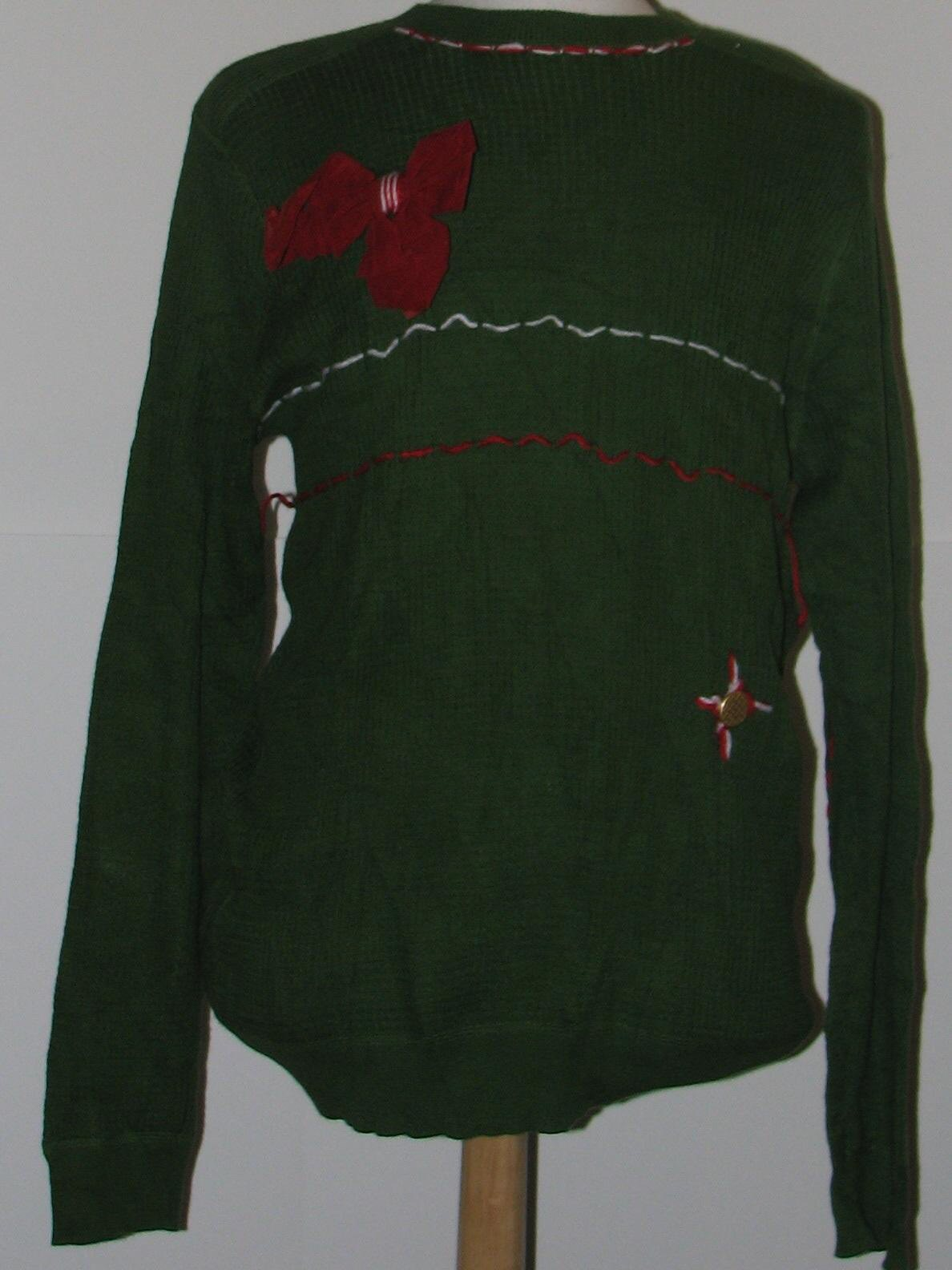 Used christmas sweaters