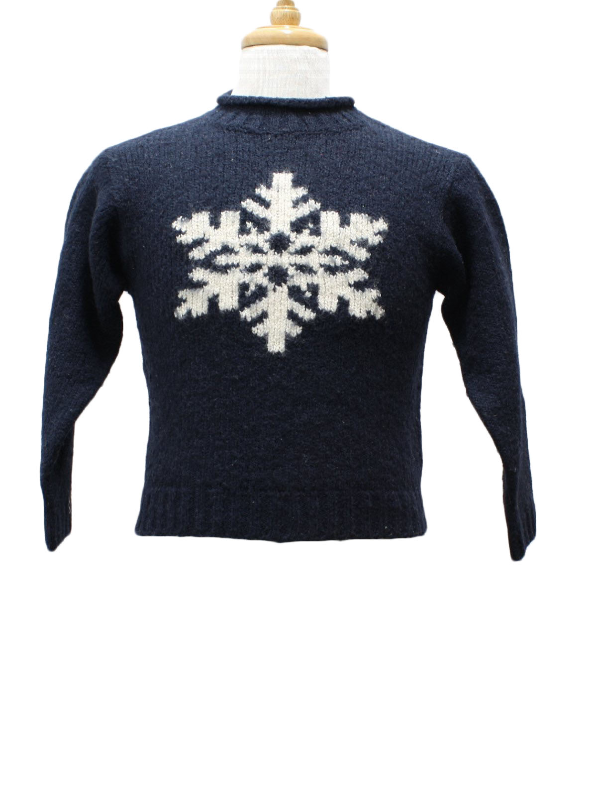 f6a02fb16 Childs Ugly Christmas Sweater  -GAP - Unisex Childs Royal Blue ...