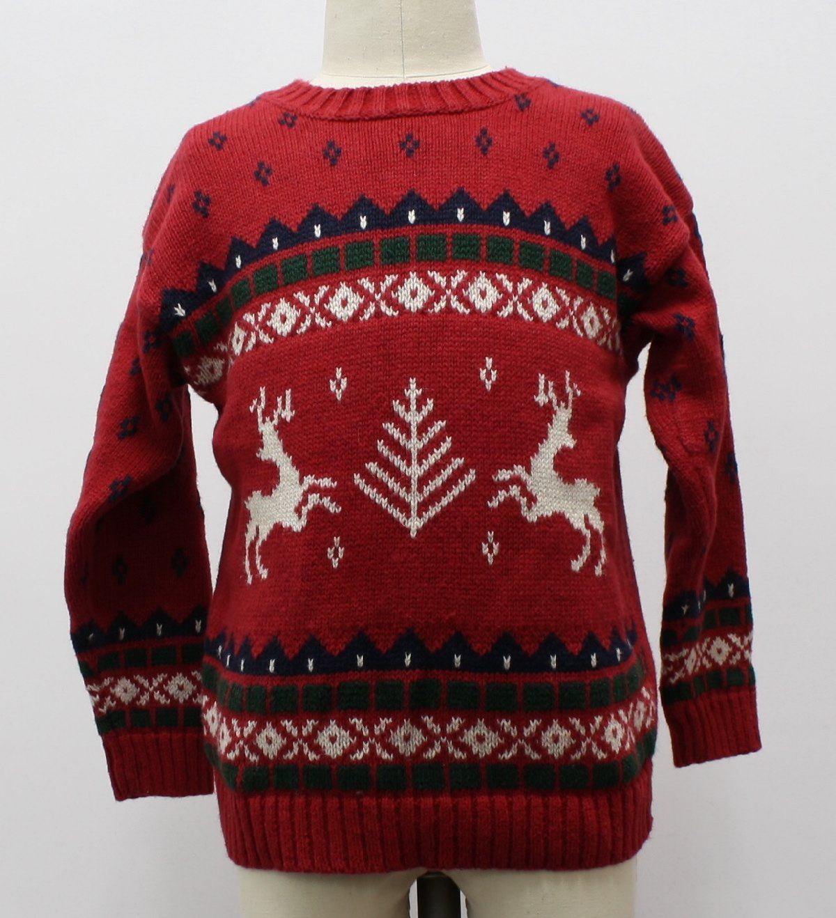 Great Guy Unisex/Childs Ugly Christmas Classic Reindeer Sweater $28.00 Not in stock. Item No. 209315