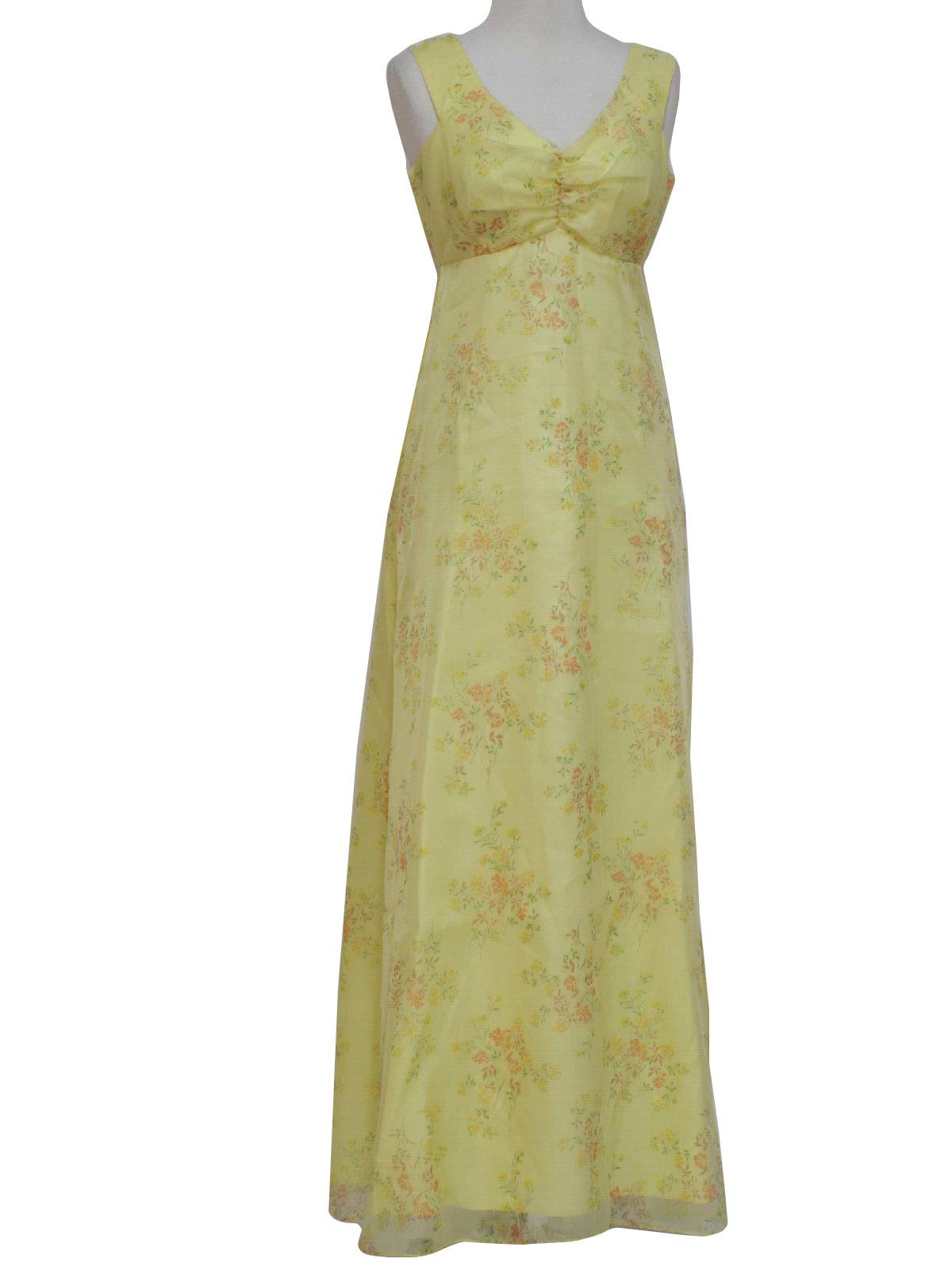 1970s Prom Dresses – Fashion dresses