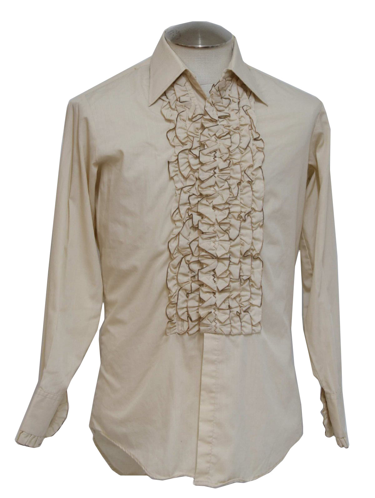 70s Vintage Palm Beach Formals Shirt 70s Palm Beach