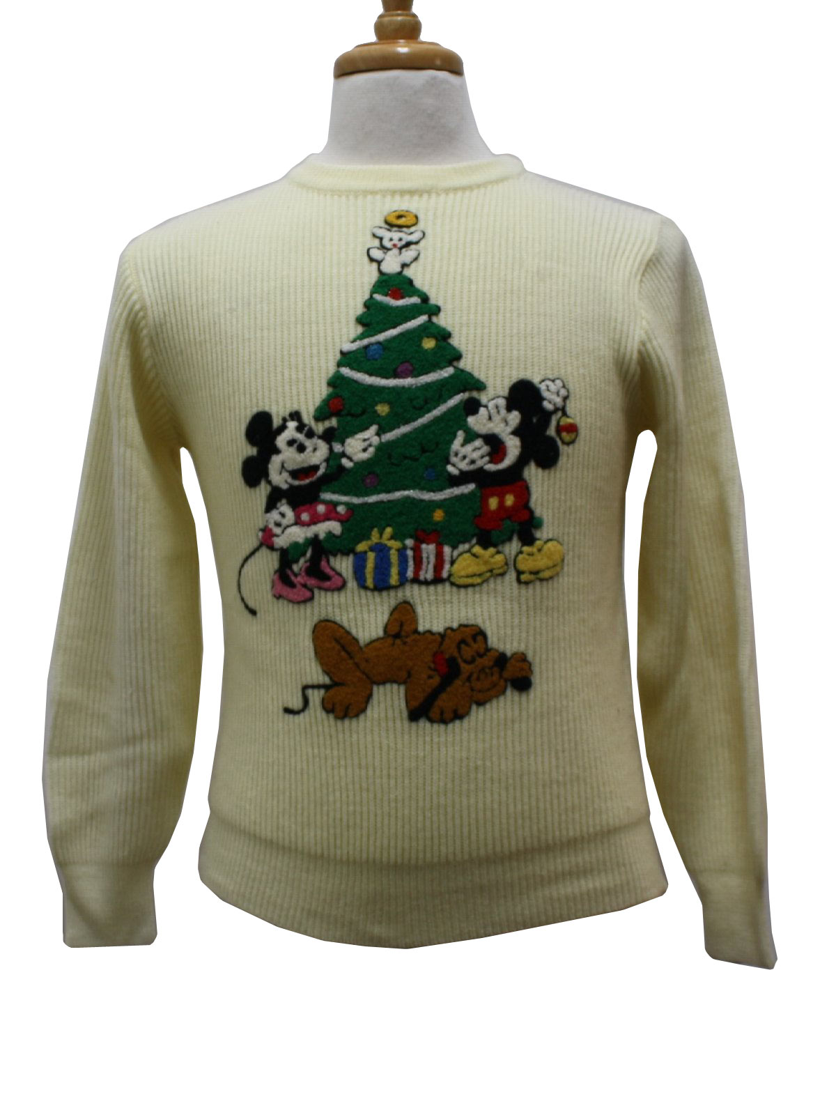 Mickey Mouse Christmas Sweaters