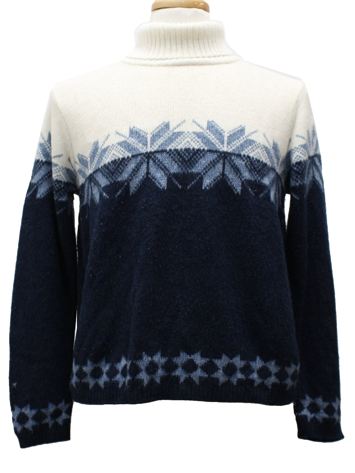 Womens Christmas Ski Sweater: -Fashion Bug- Womens dark blue ...