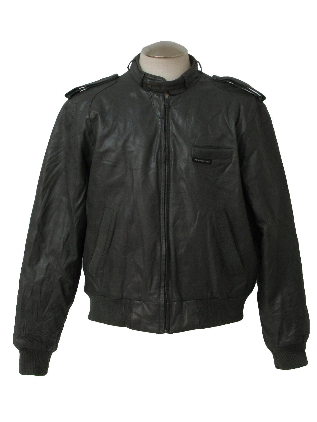 Only leather jackets