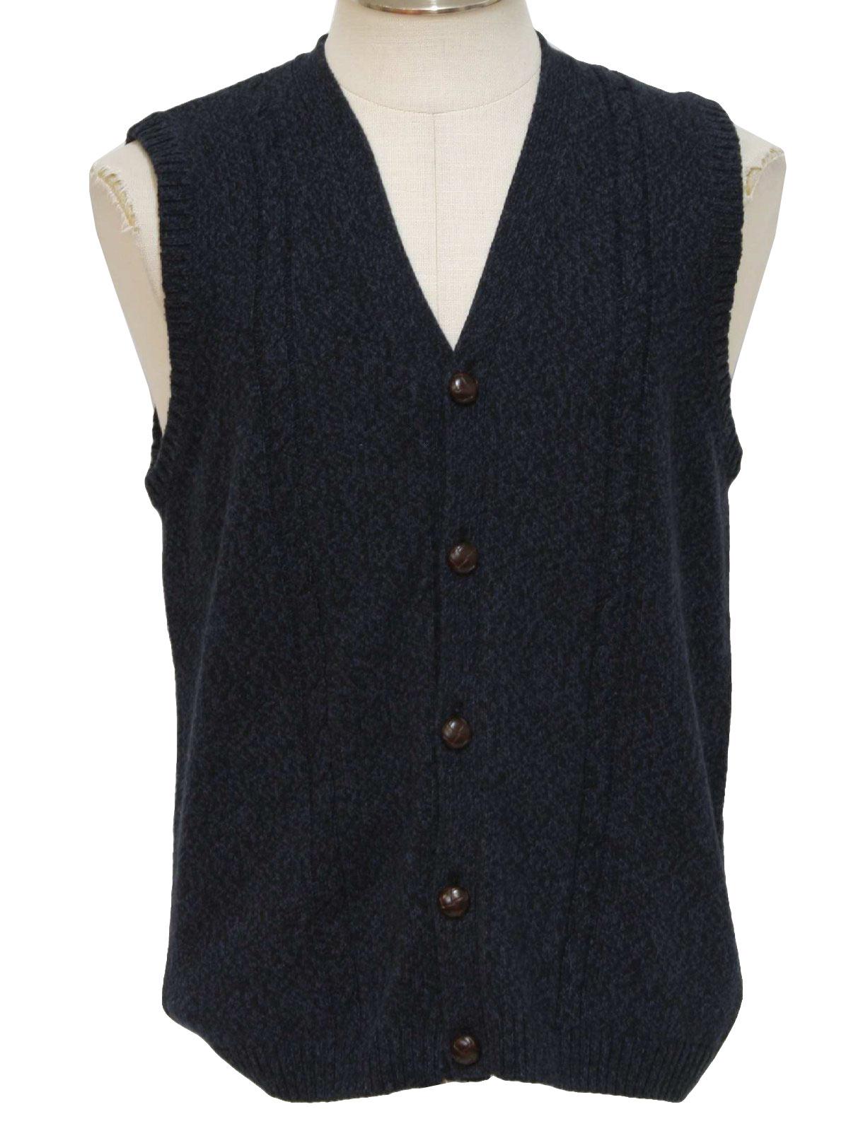 1950's Sweater (Bill Blass, designer): 50s style (made in 90s ...