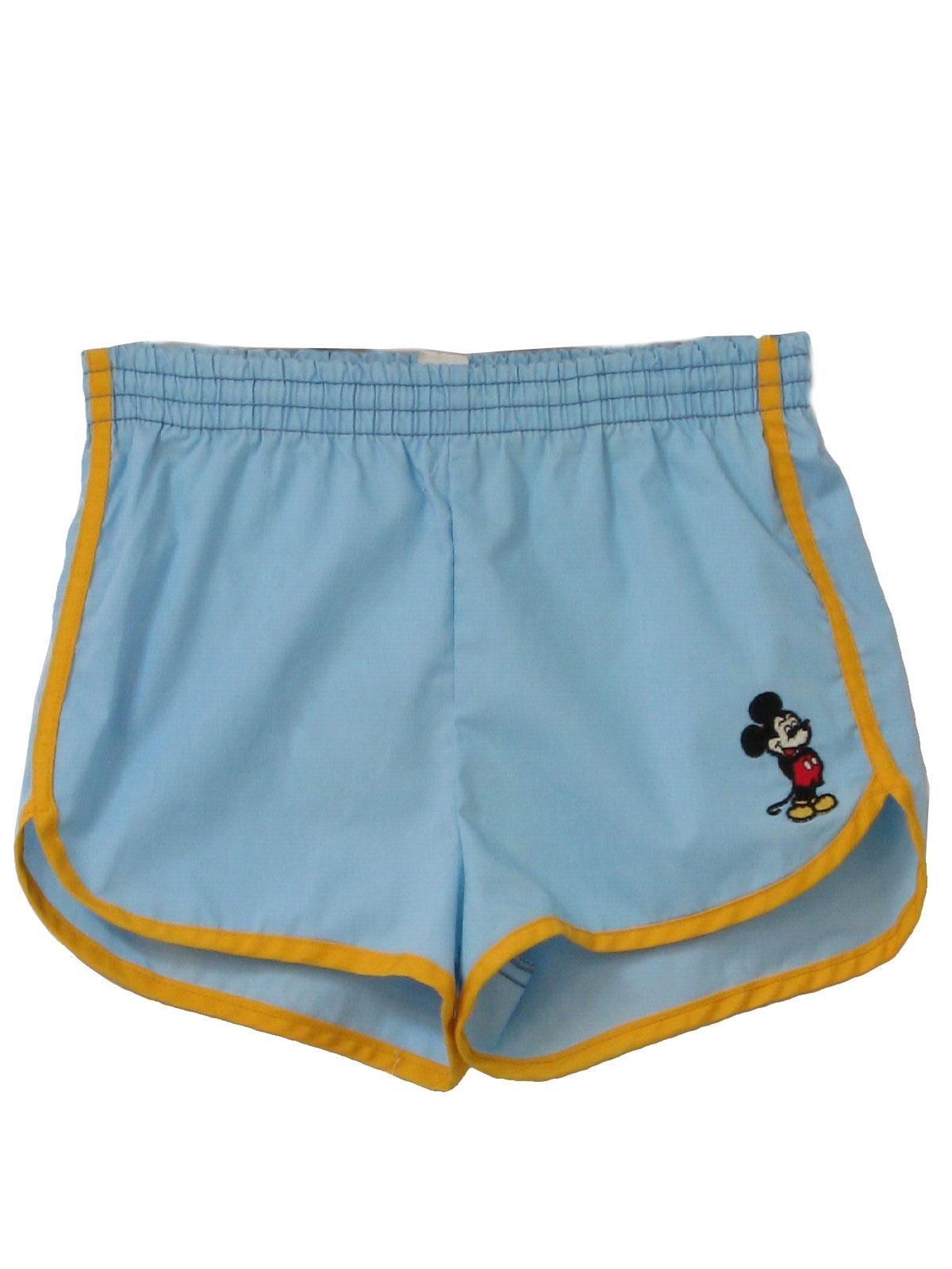 6dc9411cc3 70s Swimsuit/Swimwear: Early 70s -Mickey Mouse swimwear by Tom Jones ...