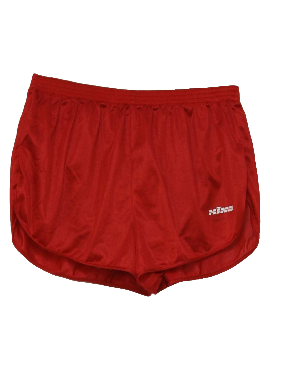 Super Short Shorts Men Mens Red Nylon Super Short
