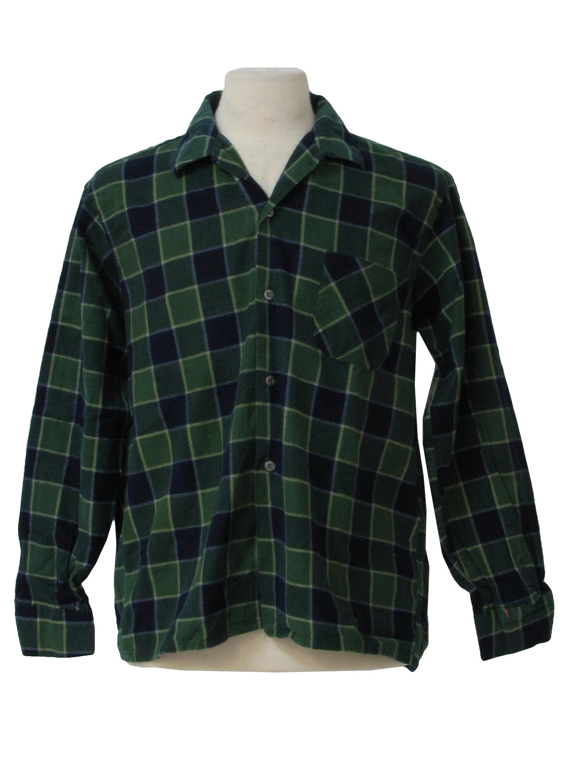 90 39 s island in the sun shirt 80s island in the sun mens for Cotton polyester flannel shirts