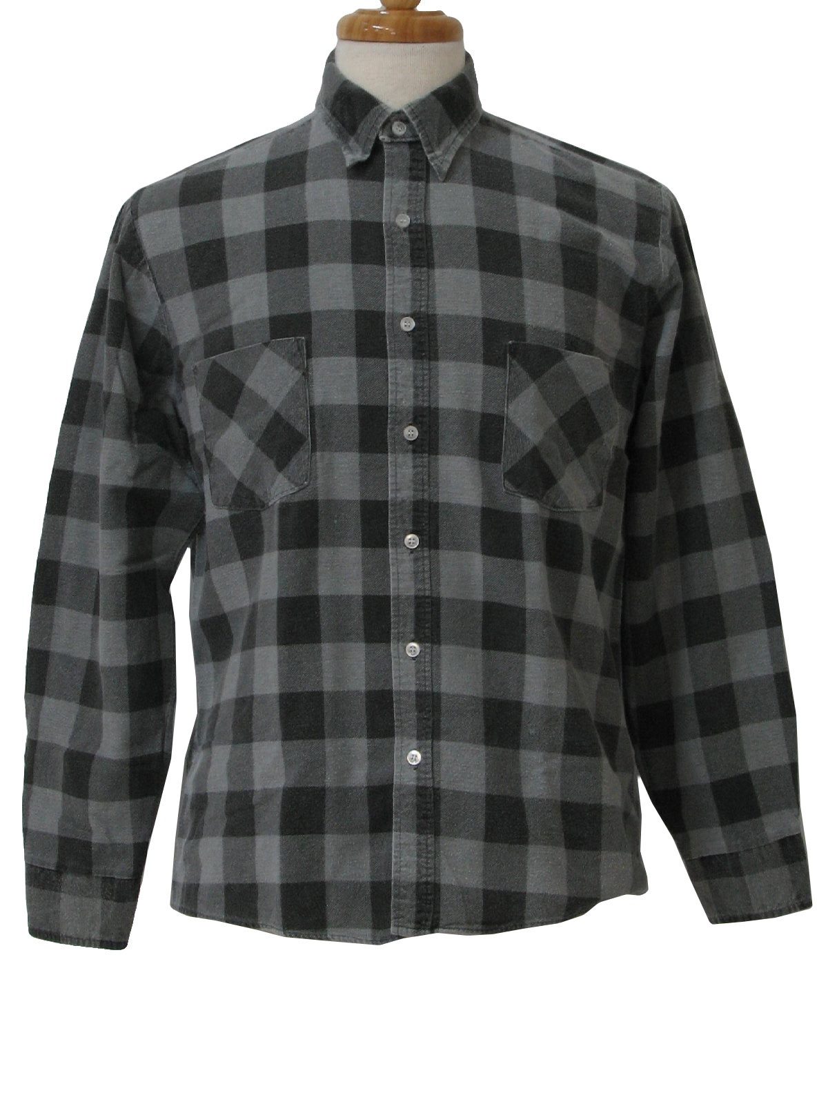 Men's Flannel Shirts. We bet every guy wishes they had at least one or two more men's flannel shirts to see them through the winter. Consider making these a daily staple in cold weather, because there's literally nothing easier than throwing on a brushed cotton flannel shirt and knowing you'll stay warm inside the house and at work while feeling like you're in your pajamas all day.