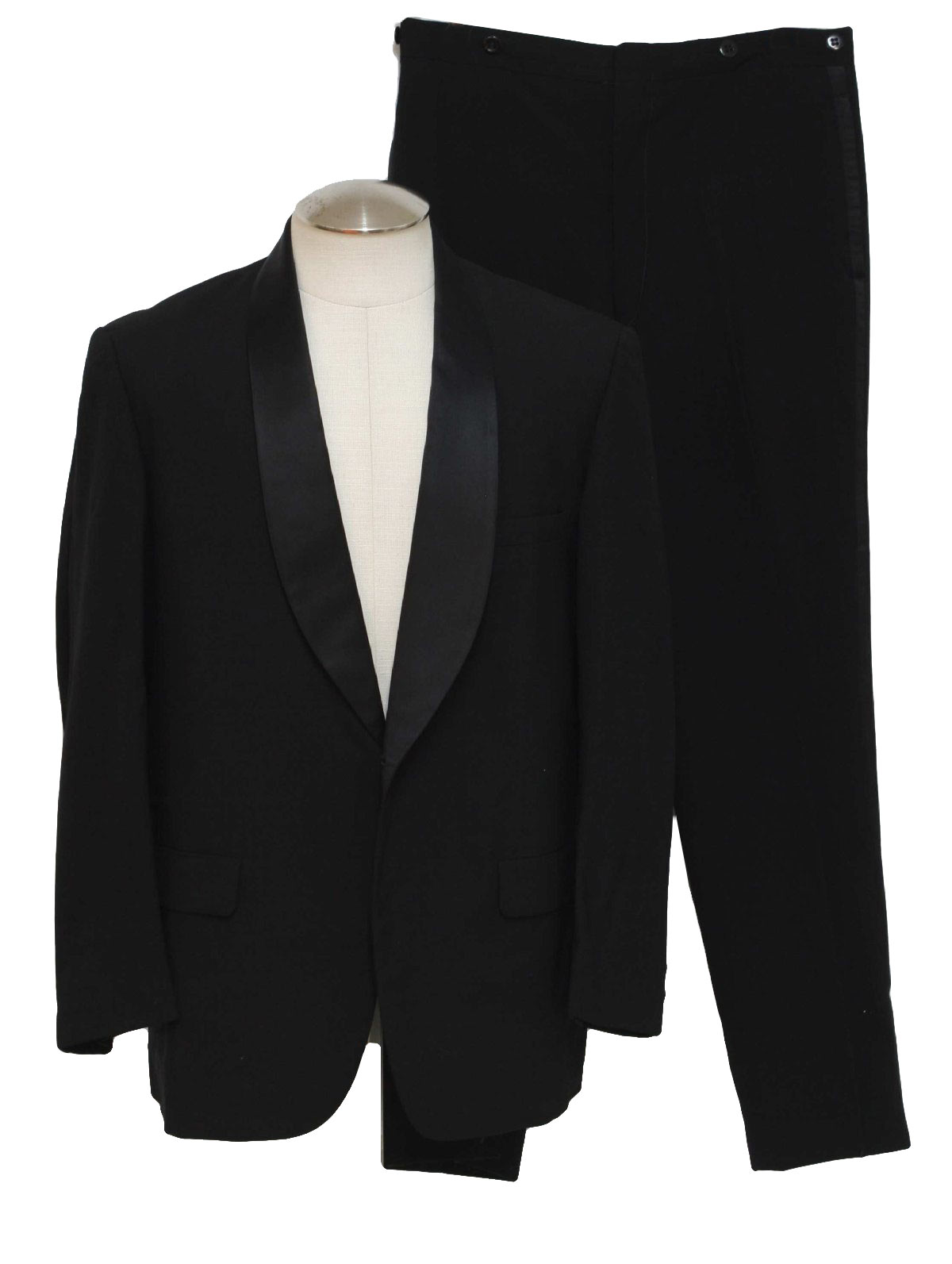 Retro 60s Suit Lord West 1961 Lord West Mens Two