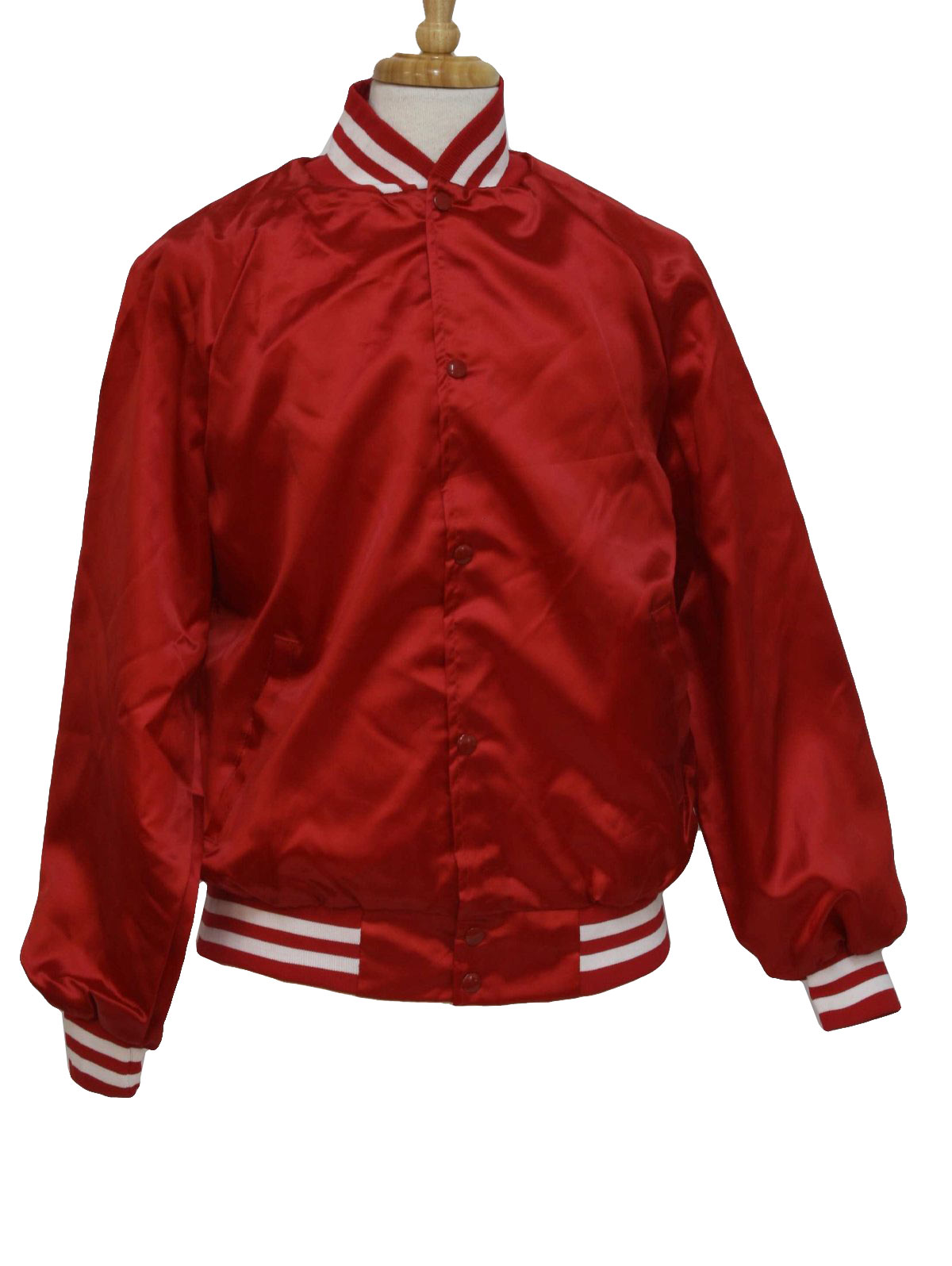 Nylon Baseball Jacket LesV63