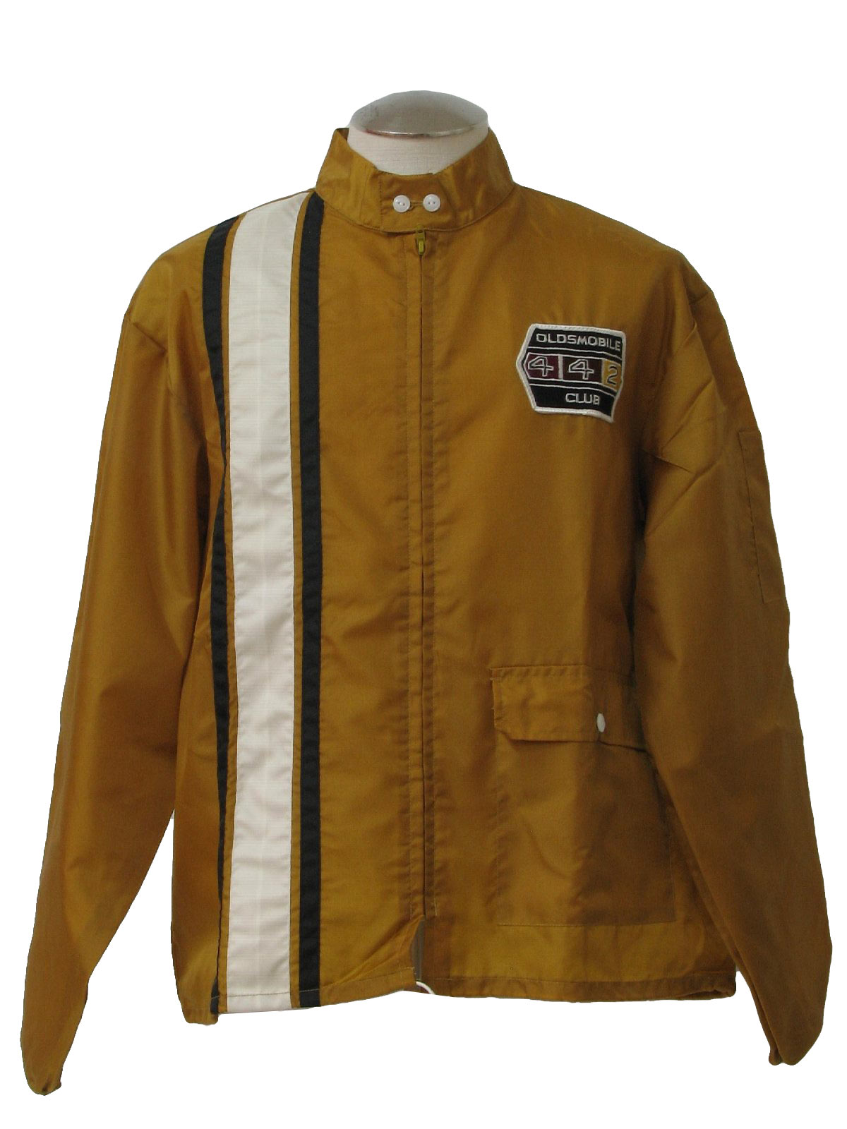 Vintage 1960s Jacket Late 60s or early 70s Anton Racing