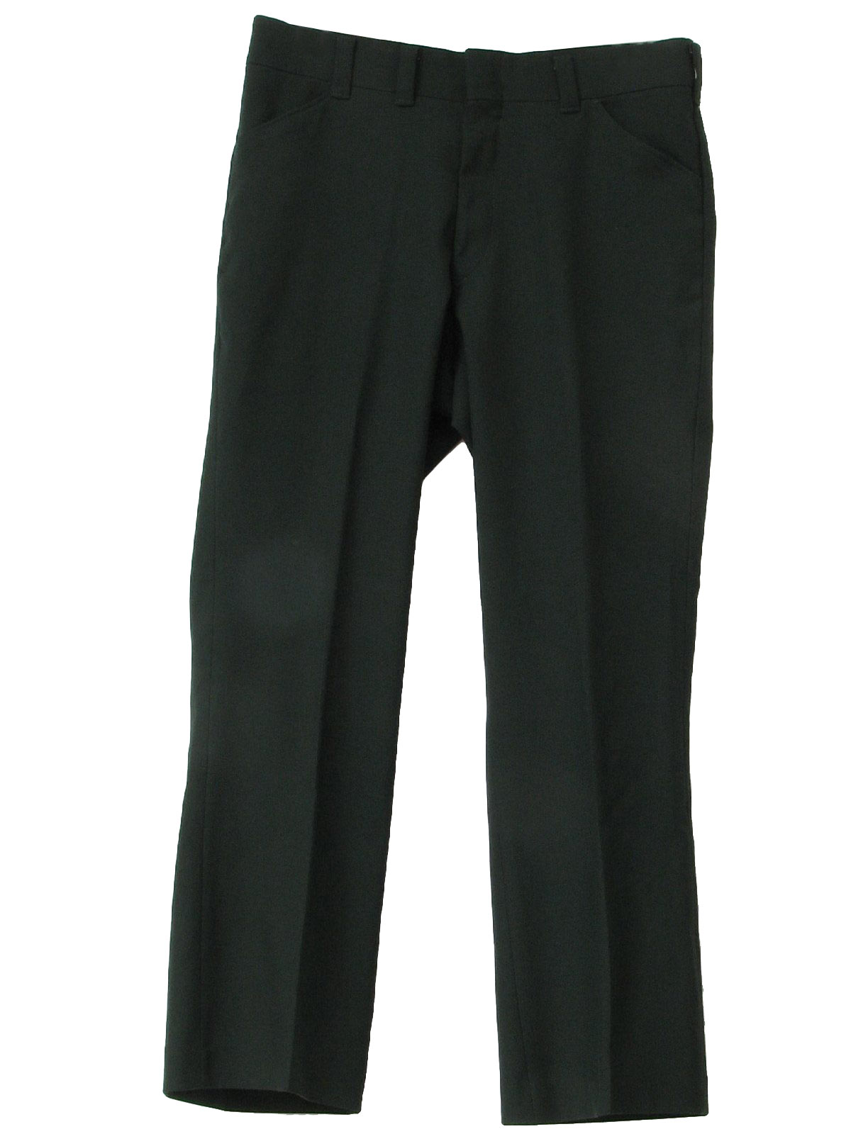 1970 s jc penny mens leisure pants 70s jc penny mens forest green
