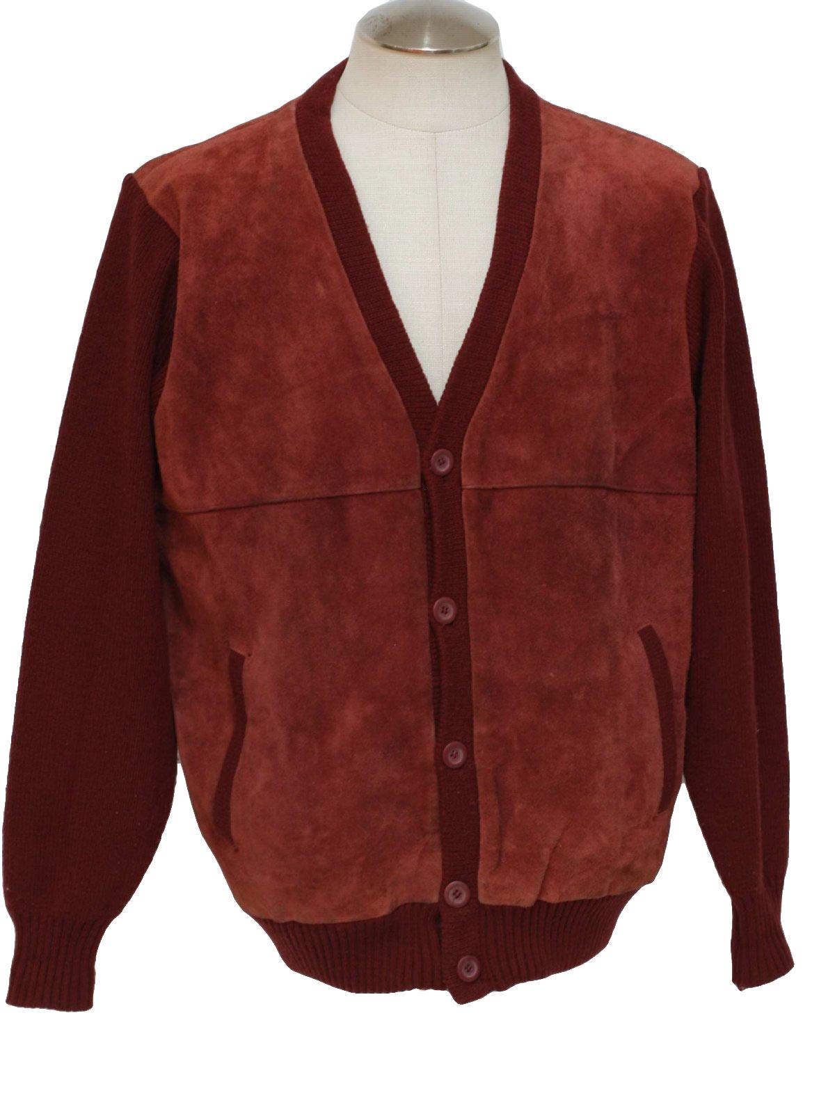 model citizens: Wear vintage leather