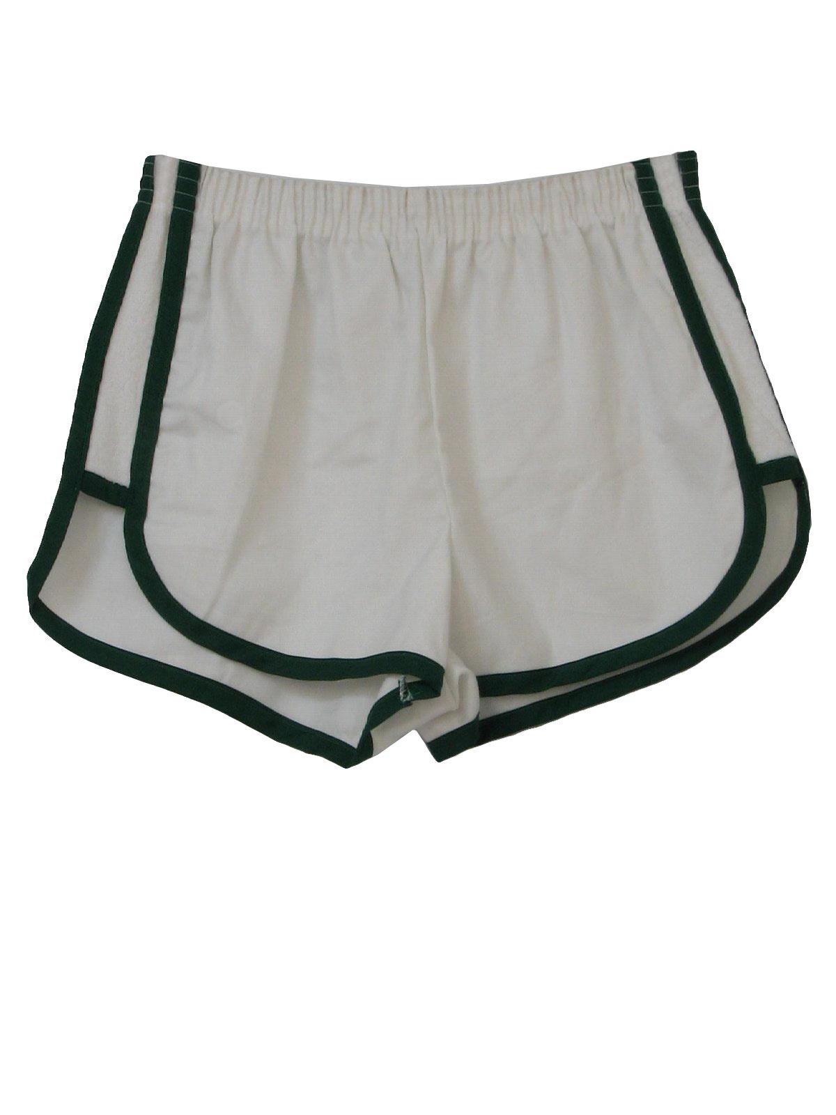70s Shorts Jcpenney Gym Shorts 70s Jcpenney Gym Shorts