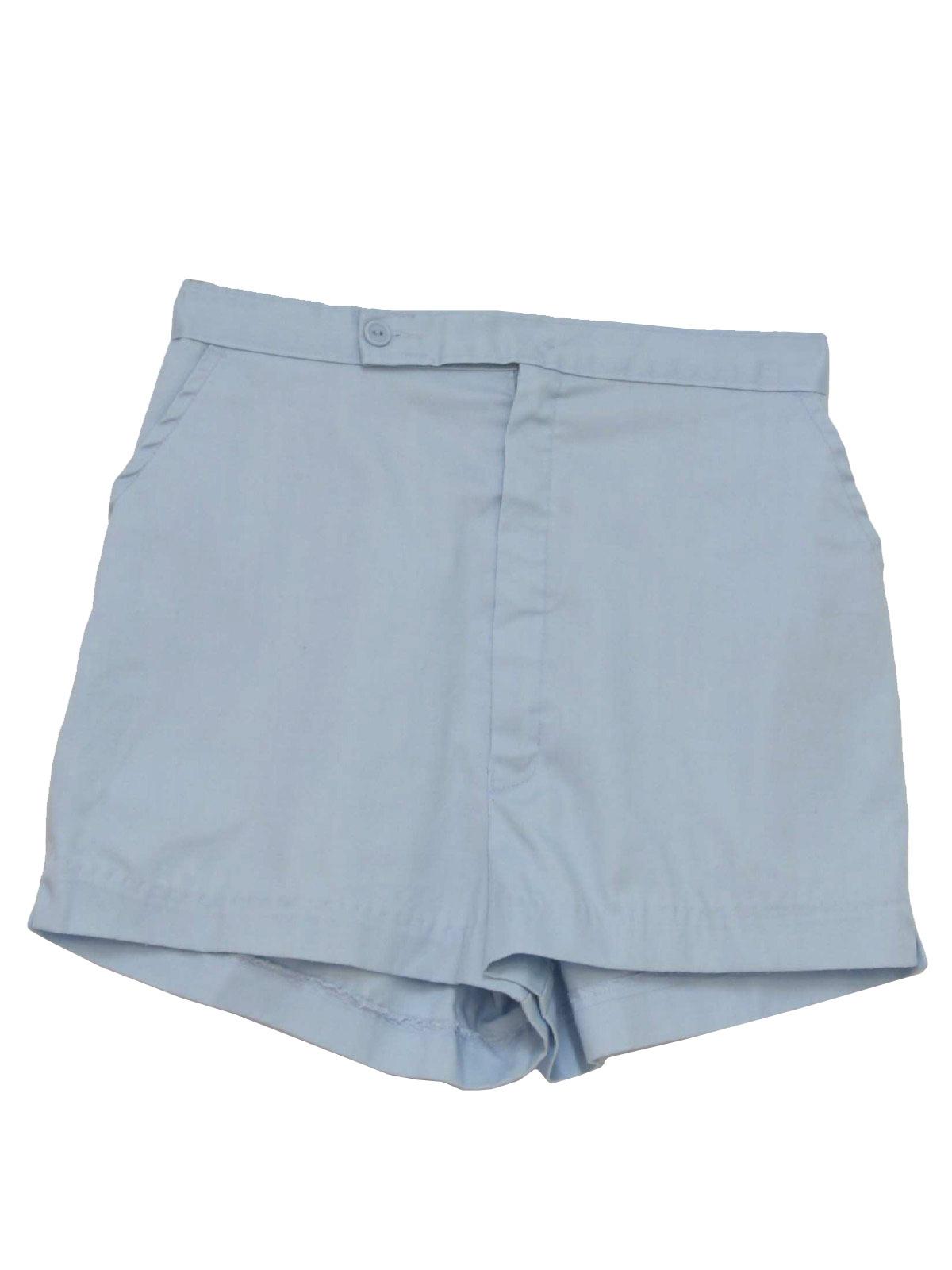 Light Blue Shorts Womens