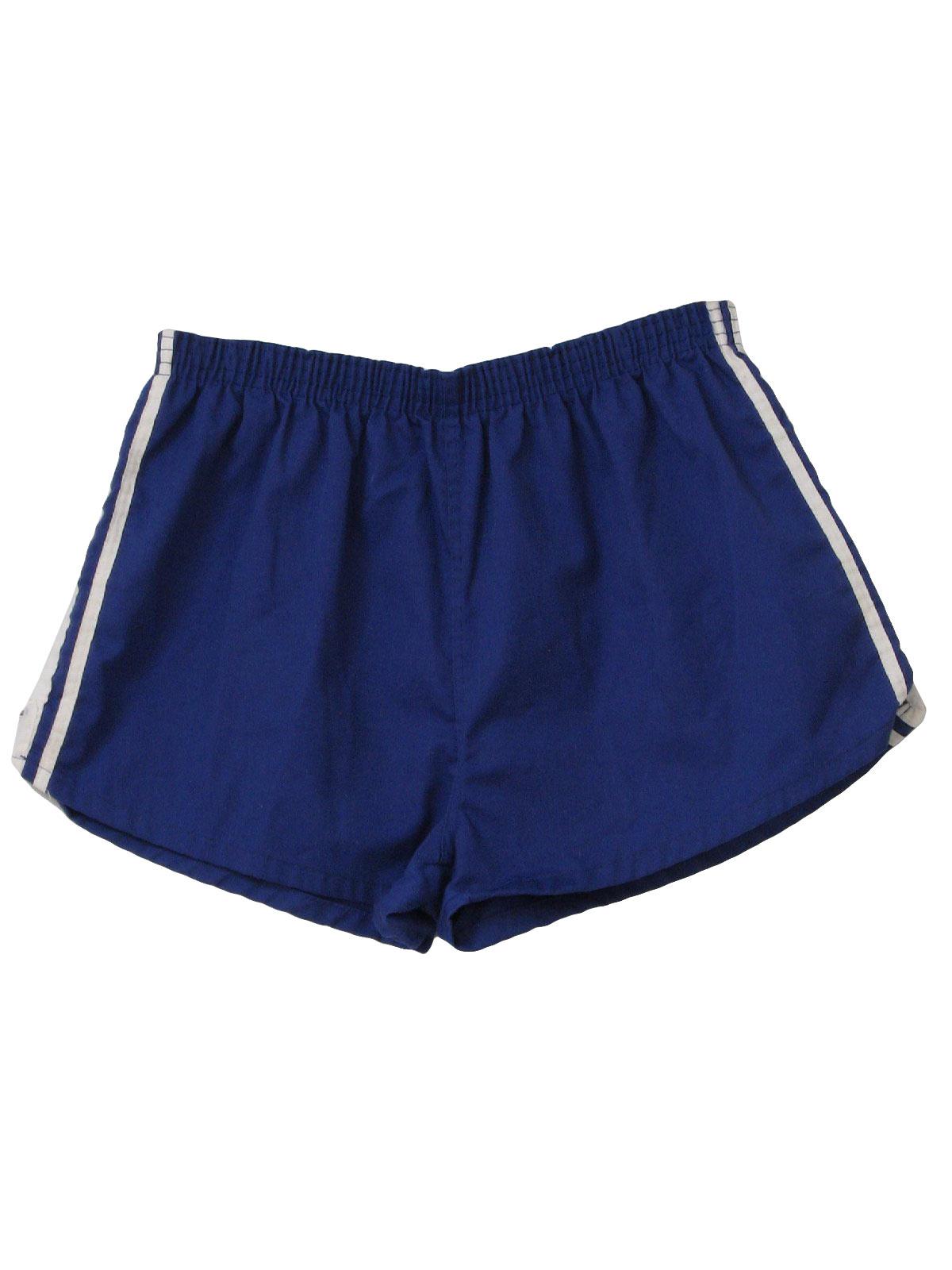 80s exercise shorts