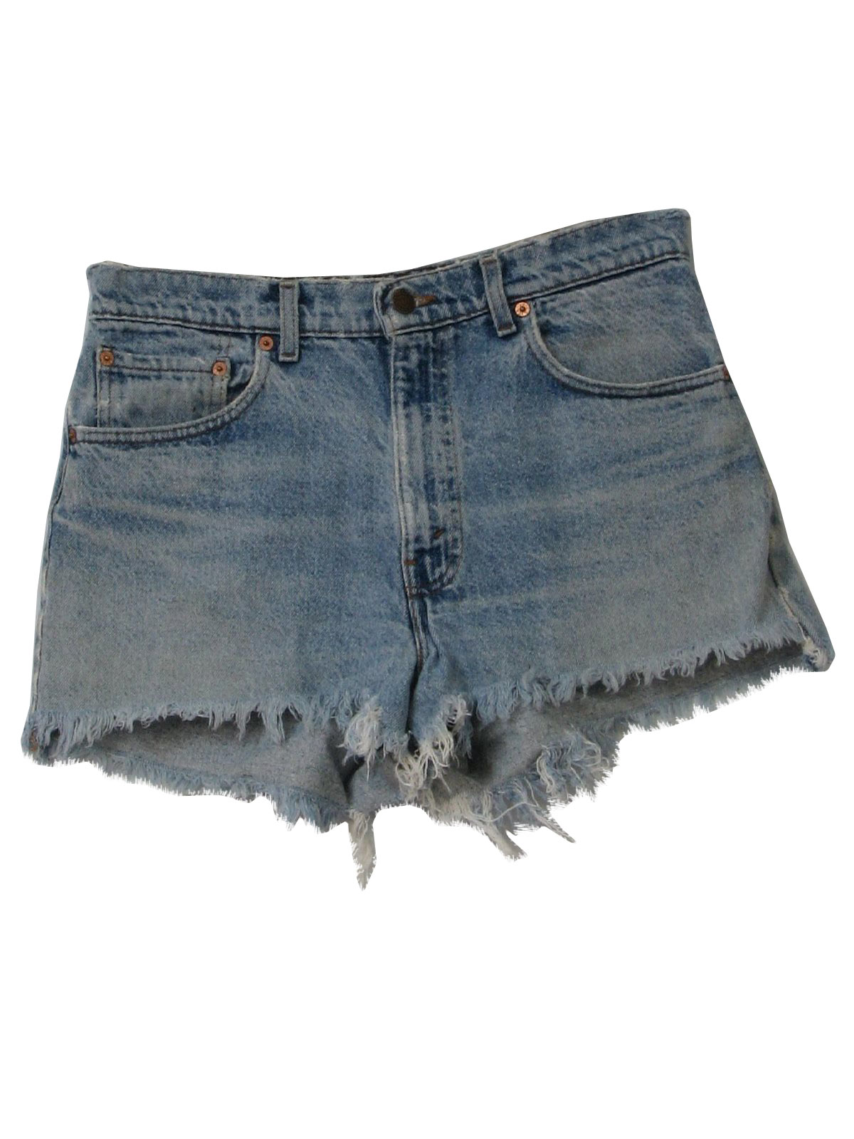 80's Vintage Shorts: 80s -Levis - Mens really well worn ...