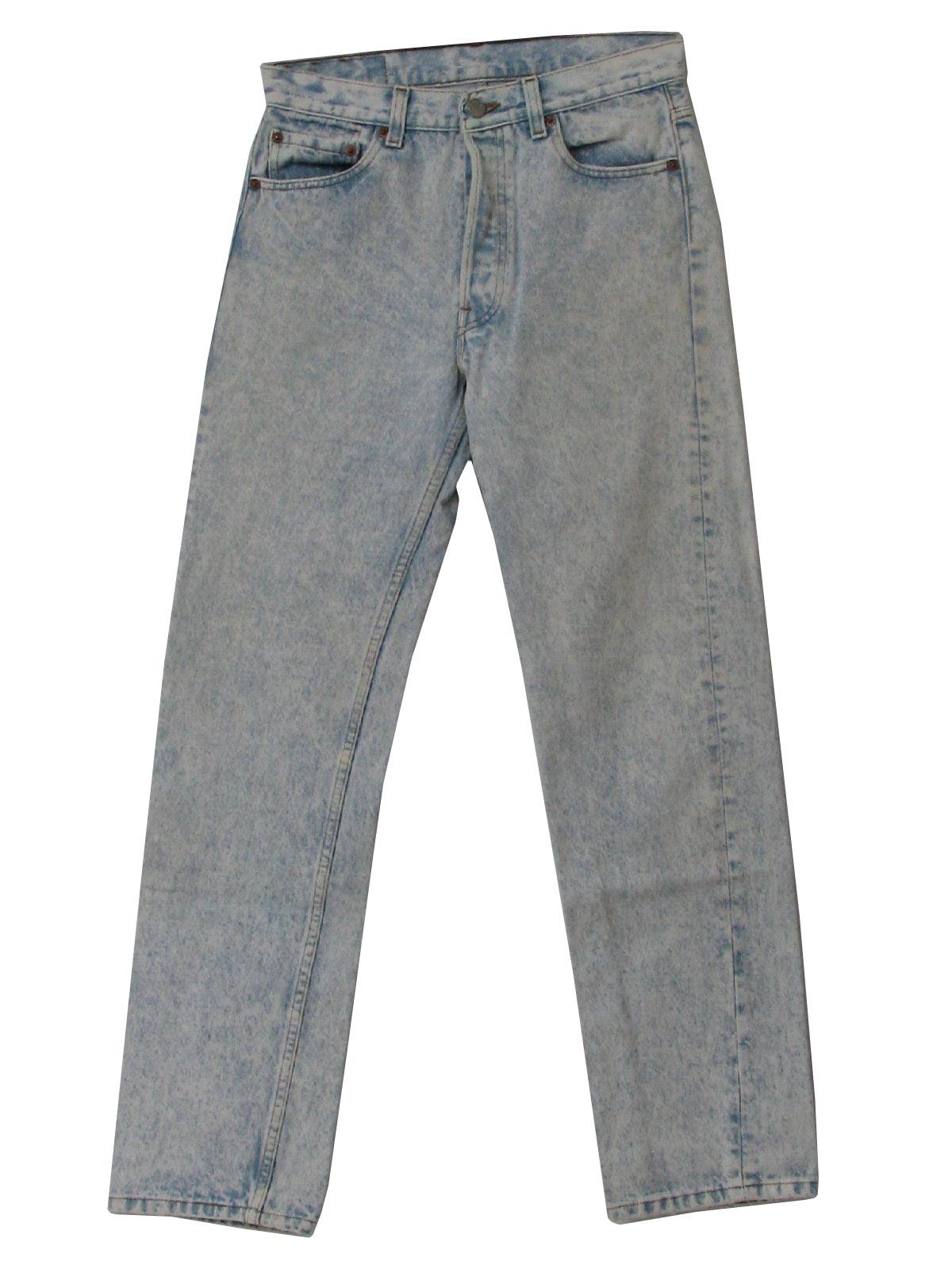 Nineties Vintage Pants Late 80s Or Early 90s Levis Mens